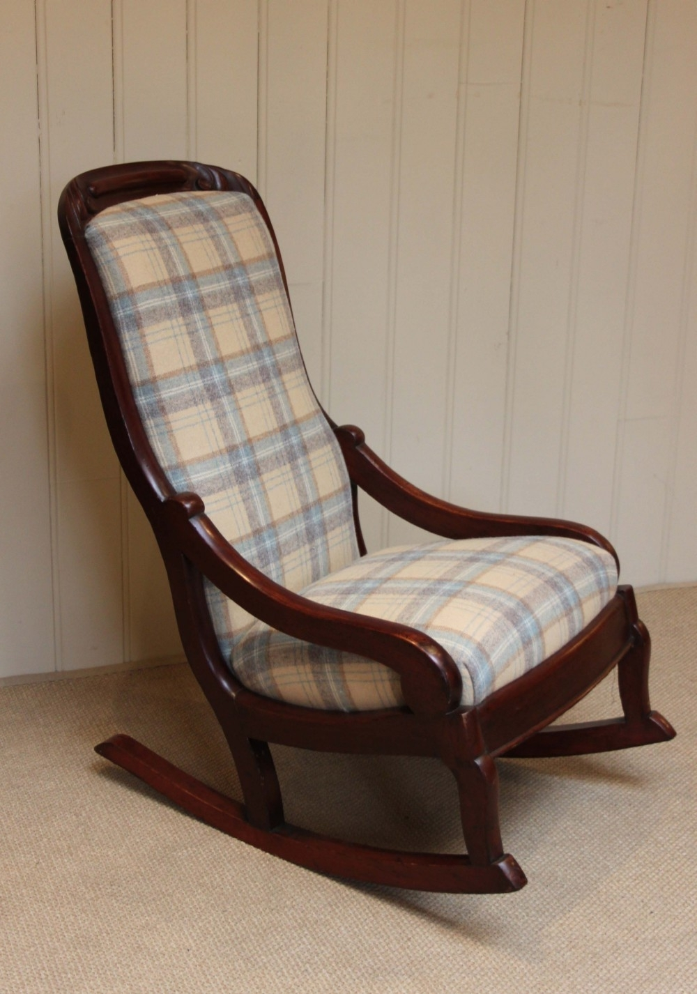 Sellingantiques With Regard To Fashionable Victorian Rocking Chairs (View 5 of 20)