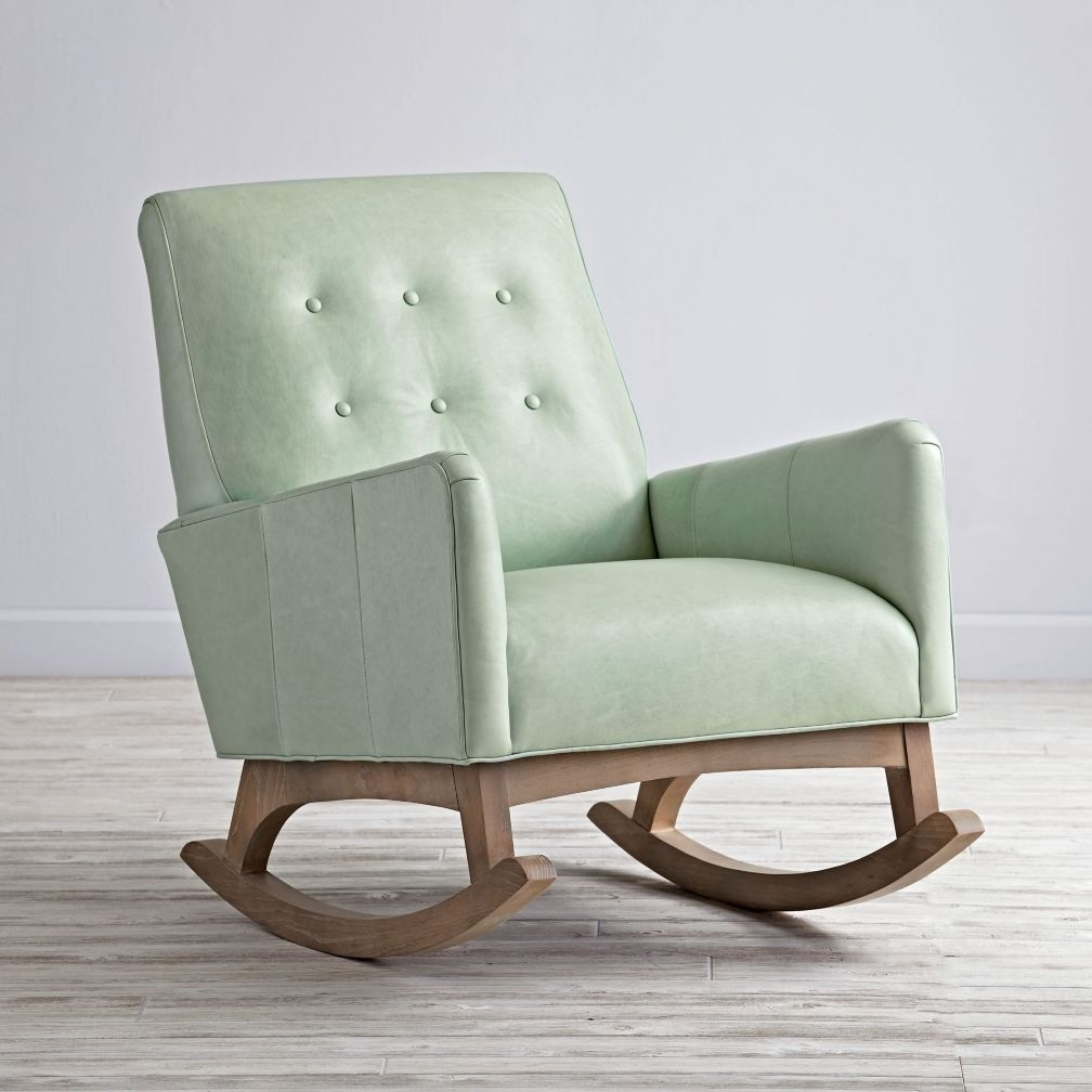 Shop Everly Retro Rocking Chair (View 10 of 20)