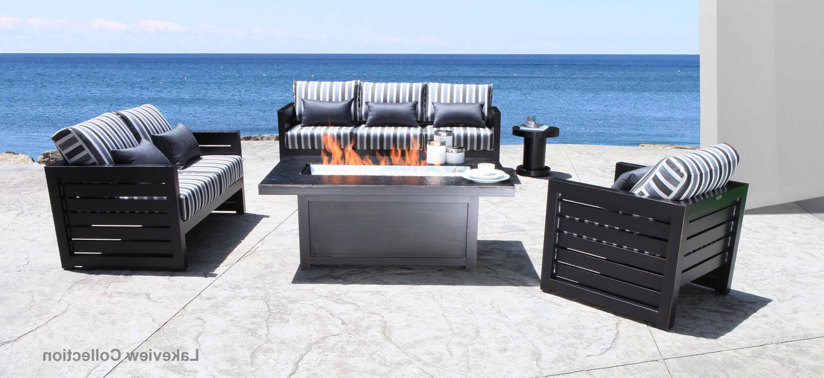 Shop Patio Furniture At Cabanacoast® Regarding Most Recently Released Modern Patio Conversation Sets (View 18 of 20)