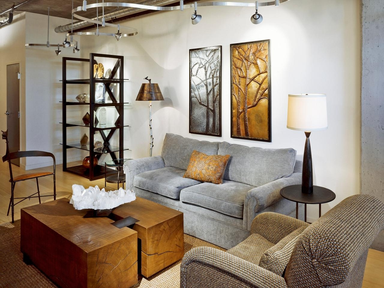 Small Living Room Table Lamps Inside Most Up To Date Amber Mercury Glass Table Lamp — S3Cparis Lamps Design : Decorating (View 11 of 20)