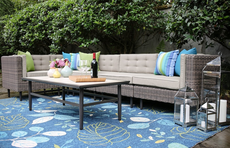 Sunbrella Patio Furniture You'll Love (View 15 of 20)