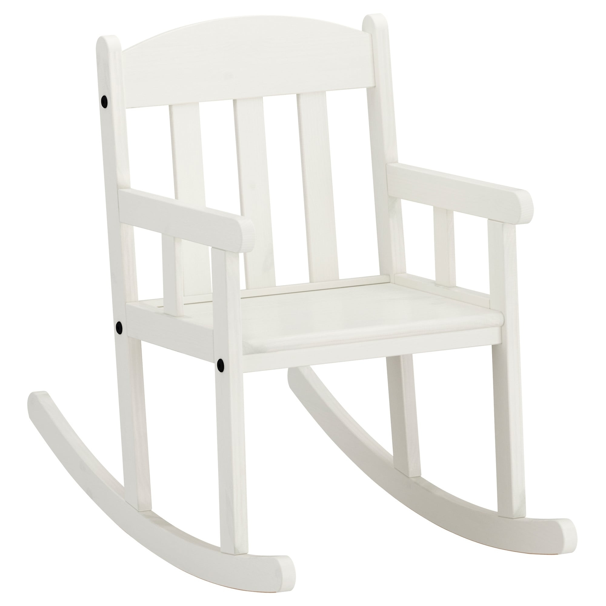 Sundvik Rocking Chair White – Ikea Regarding Famous Ireland Rocking Chairs (View 19 of 20)