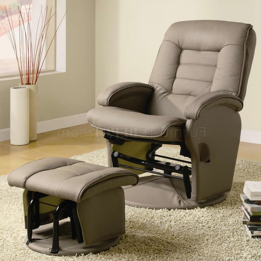 Swivel Rocking Chairs Throughout Well Known Amazing Swivel Rocker Recliner Chairs At Glider Chair (View 15 of 20)