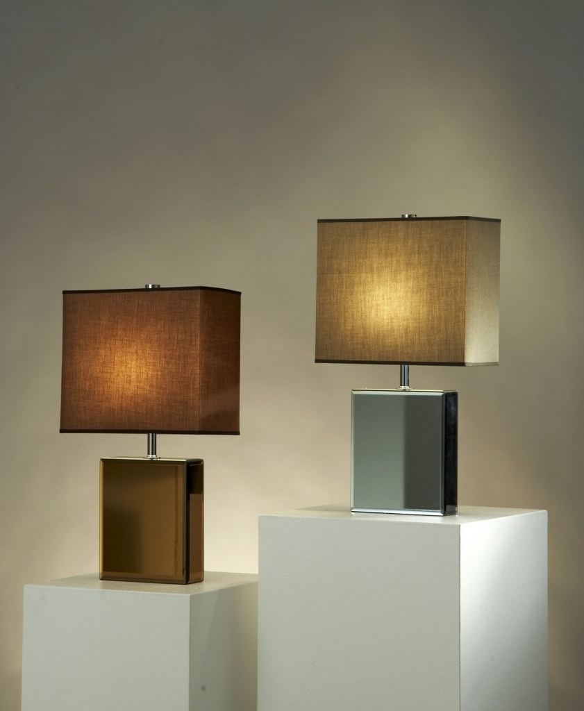 Table Lamps For Modern Living Room With Favorite Graceful Modern Table Lamps For Living Room 18 Inspirational (View 15 of 20)