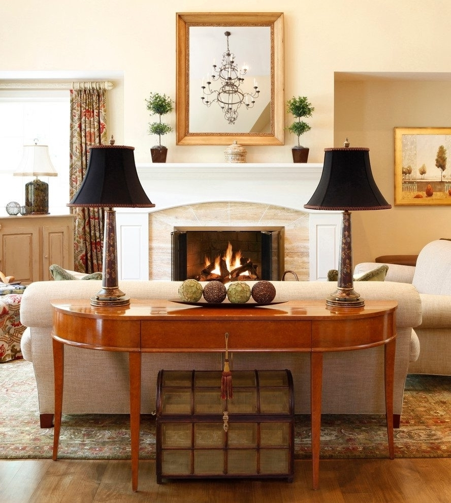 Table Lamps For Traditional Living Room Regarding Latest Perfect Traditional Table Lamps For Living Room – Doherty Living Room X (View 16 of 20)