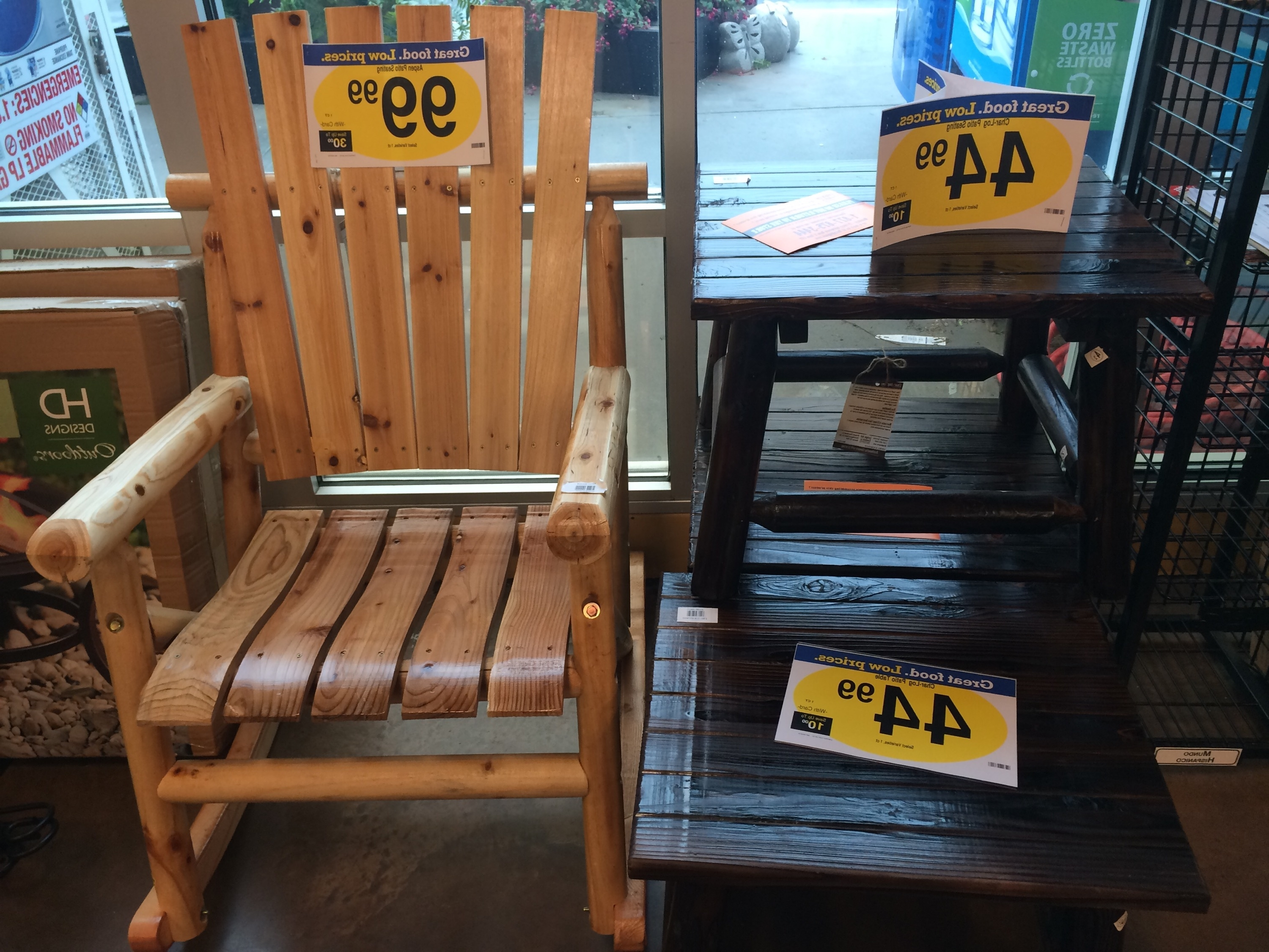 Featured Photo of Rocking Chairs At Kroger