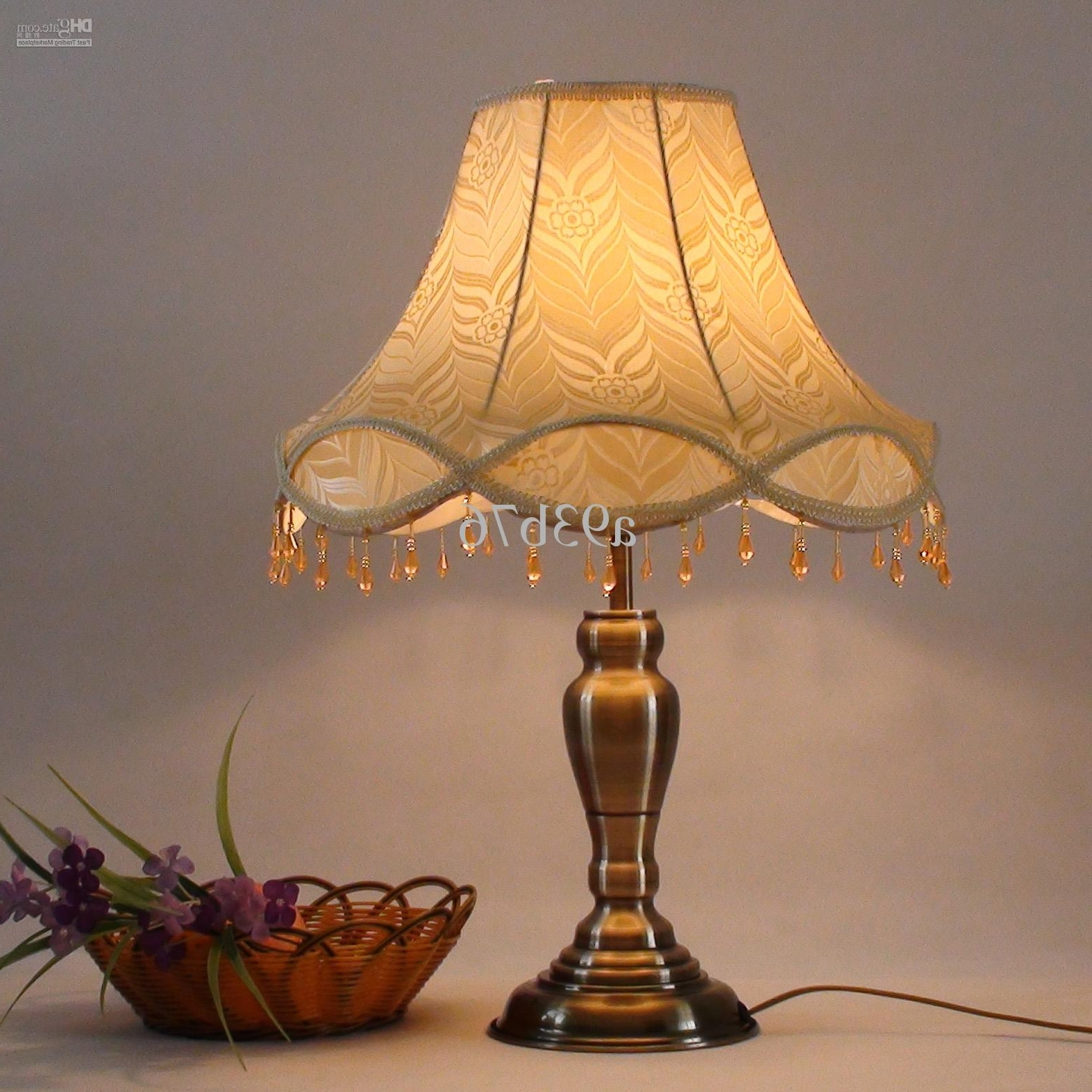 The Latest Information Home Gallery With Most Recent Vintage Living Room Table Lamps (View 17 of 20)