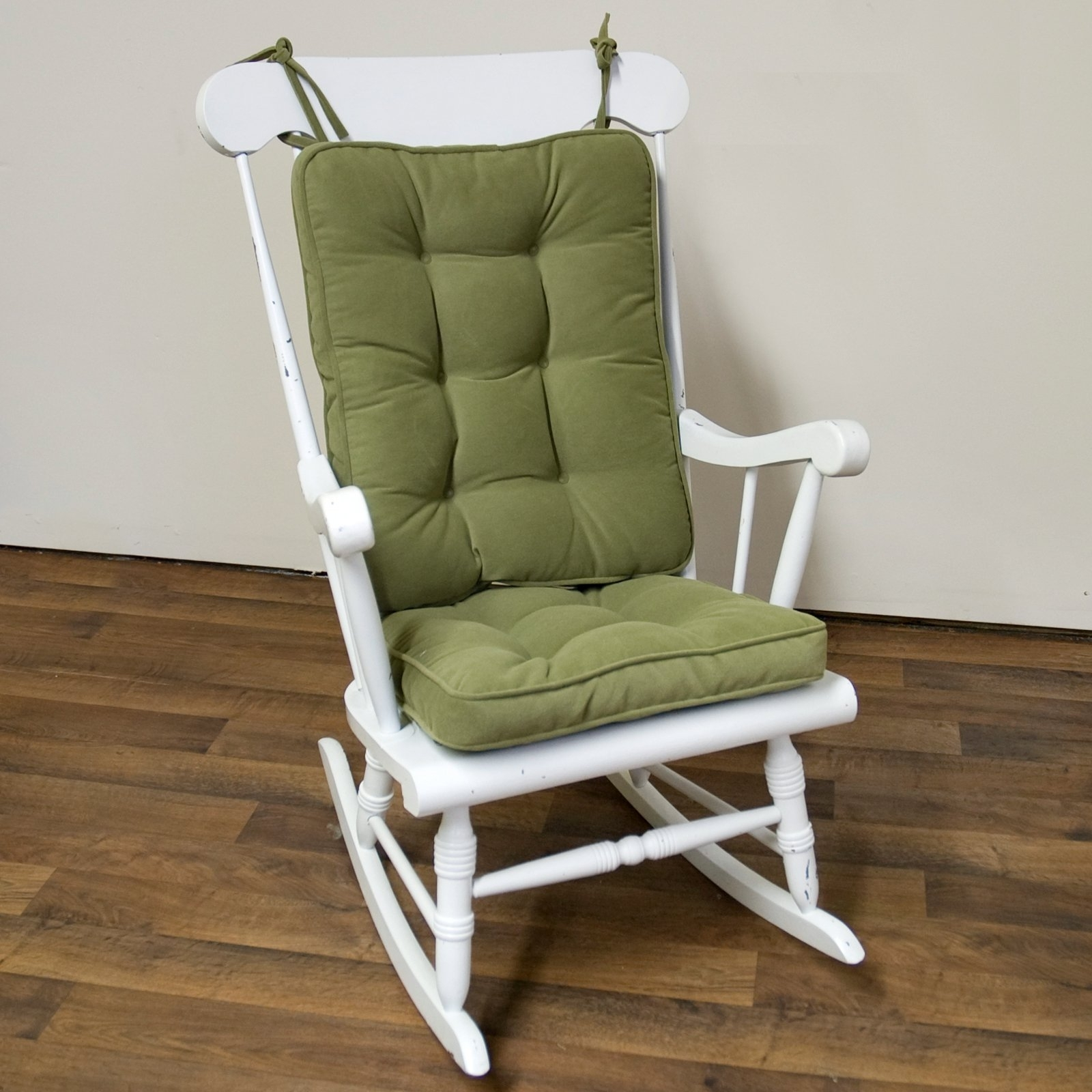 The Ultimate Comfort  Rocking Chair Cushions – Tcg With Regard To Well Liked Rocking Chairs With Cushions (View 19 of 20)
