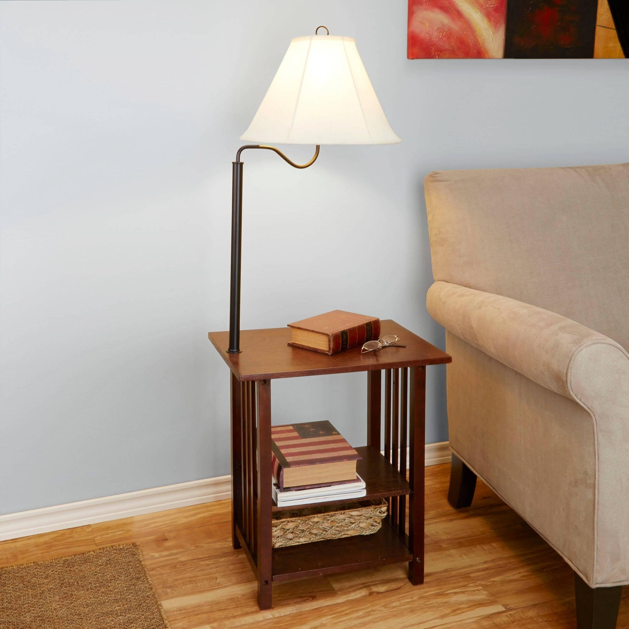 Featured Photo of Walmart Living Room Table Lamps