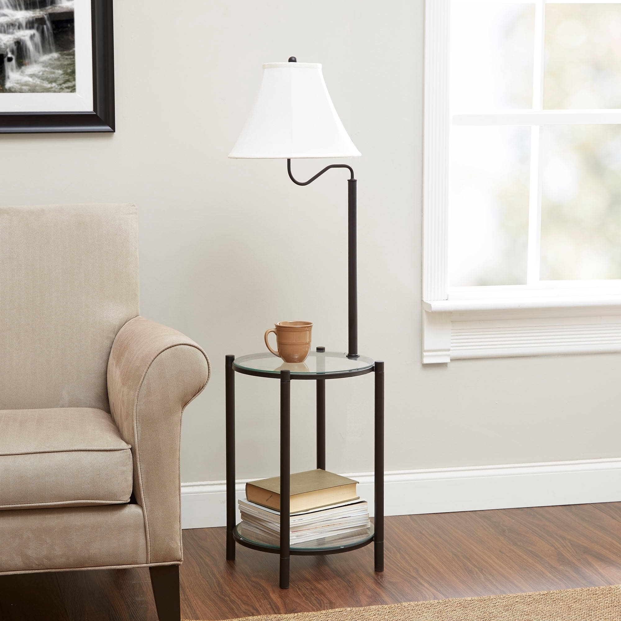 Top 65 Terrific Led Light Bulbs Walmart Bedside Table Lamps For Intended For Preferred Walmart Living Room Table Lamps (View 15 of 20)