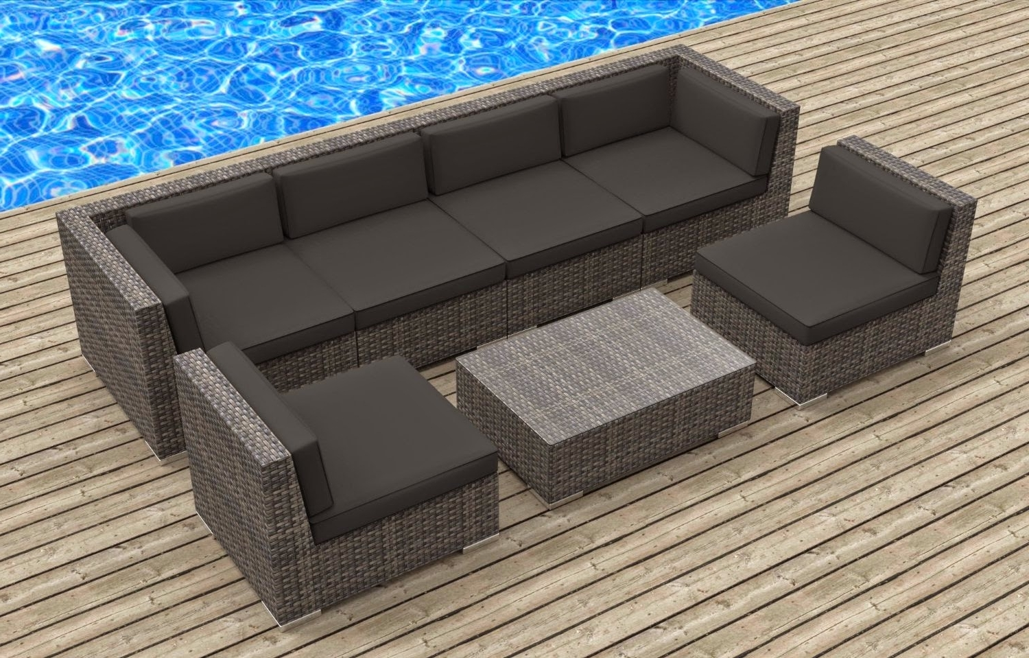 Top Our Patio Furniture And With Off Your Yard Will Look To Imposing With Recent Patio Conversation Sets Under $ (View 18 of 20)