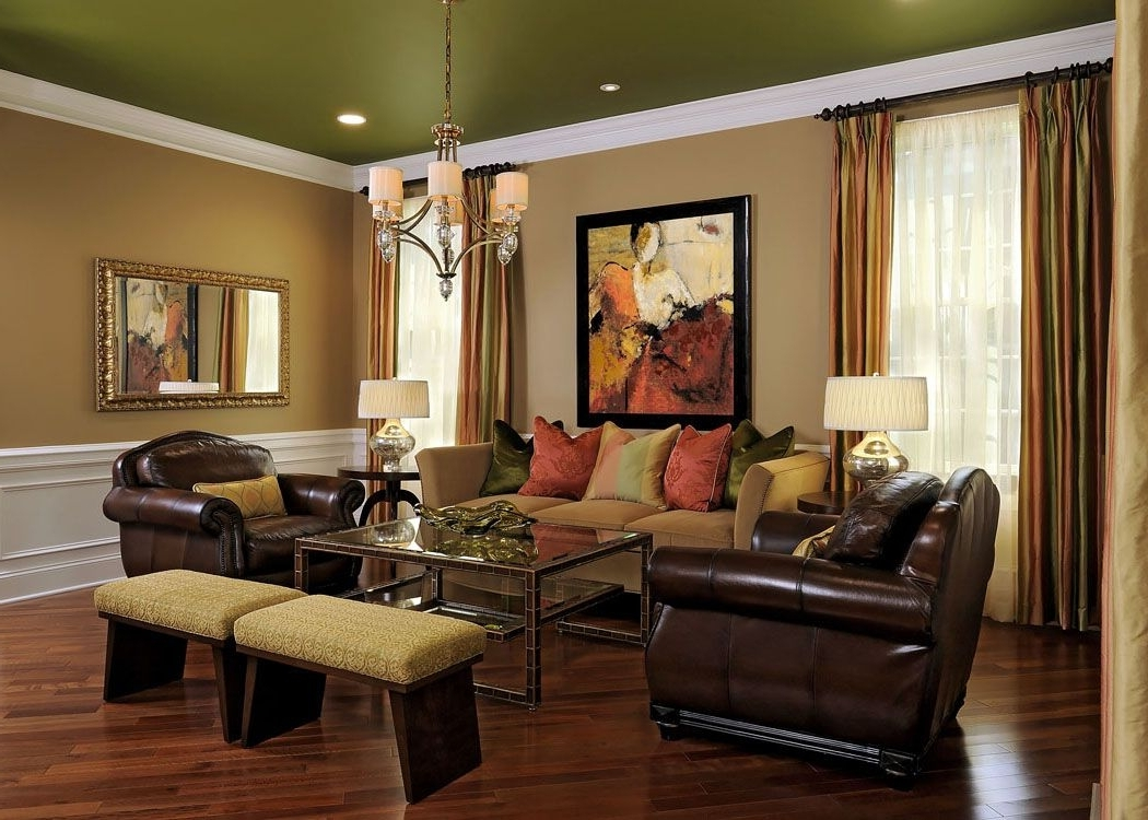 Transitional Living Room Table Lamps With Regard To Current Living Room, Family Room, Leather, Chair, Club, Seating, Table Lamp (View 16 of 20)