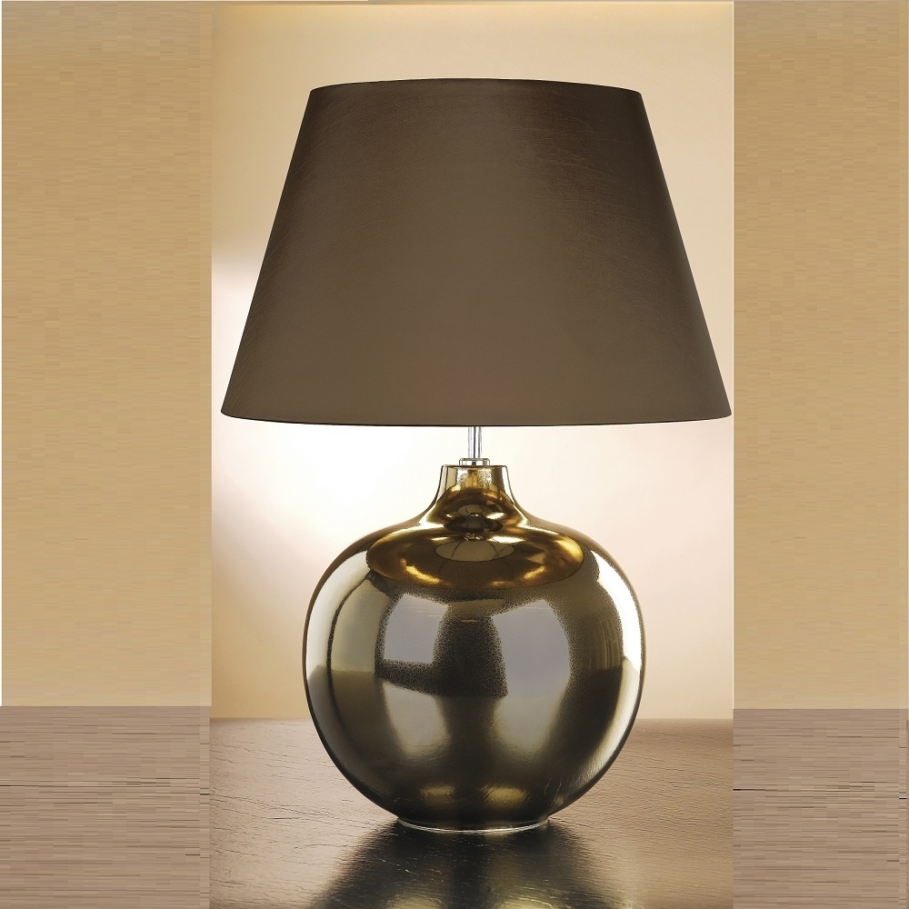 Trendy Bronze Living Room Table Lamps Intended For Unique Bronze Table Lamps — Eflyg Beds : Beautiful Bronze Table (View 5 of 20)