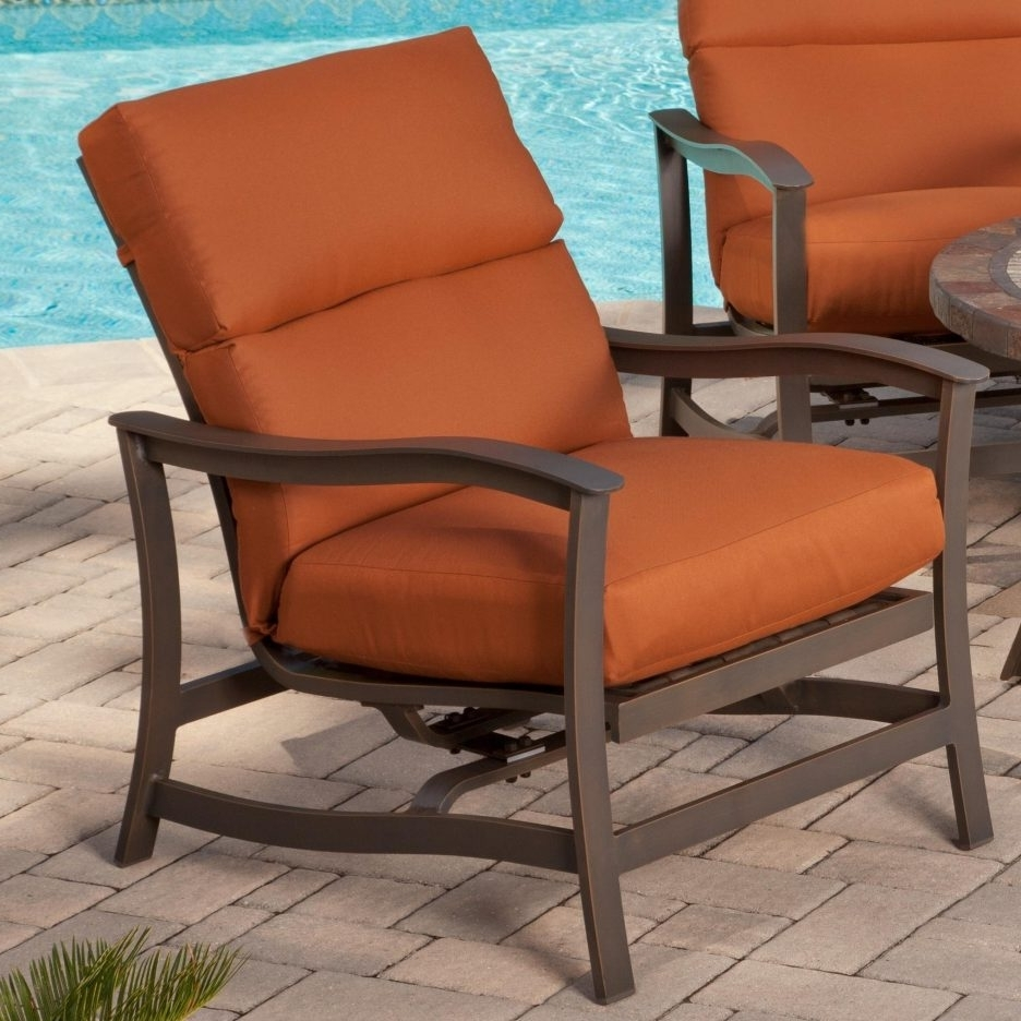 Trendy Chair : Rocking Patio Furniture Swivel Rocker Sets Chair Repair Inside Aluminum Patio Rocking Chairs (View 18 of 20)