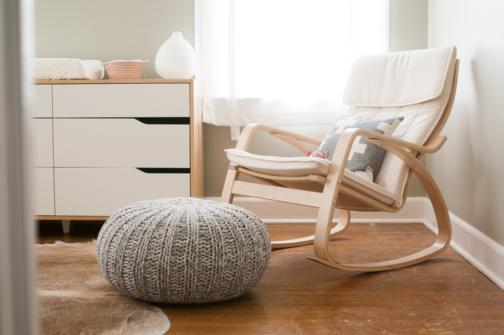 Trendy Rocking Chairs For Nursing Intended For Nursery Rocking Chair, Rocks! – Tcg (View 4 of 20)