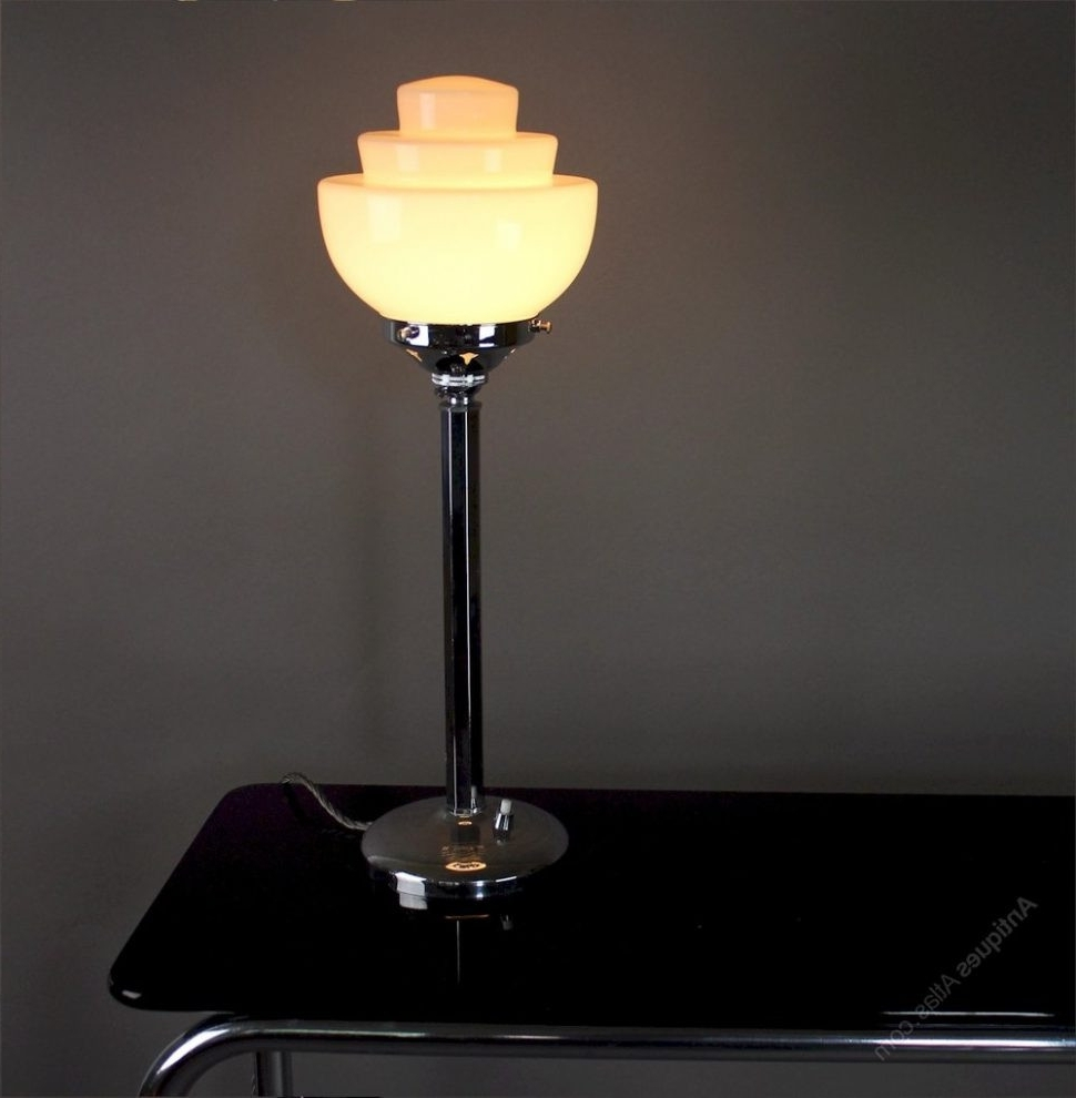 Trendy Table Lamps For Living Room At Ebay With Regard To Surging Art Deco Table Lamp Livingroom Delightful Lamps Desk Ebay Nz (View 15 of 20)