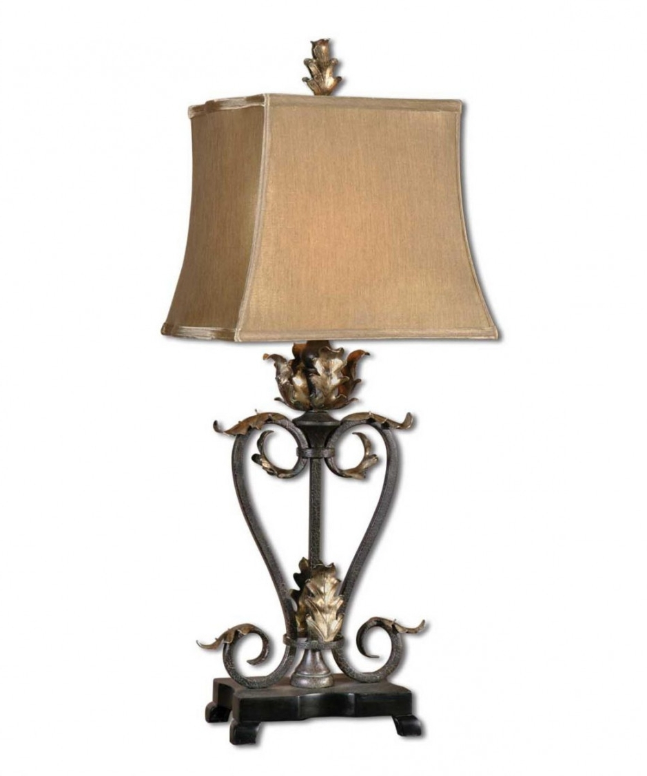 Trendy Tuscan Table Lamps For Living Room Pertaining To Tuscan Table Lamps Living Room Style Ceramic Inspired Dar Lamp (View 3 of 20)