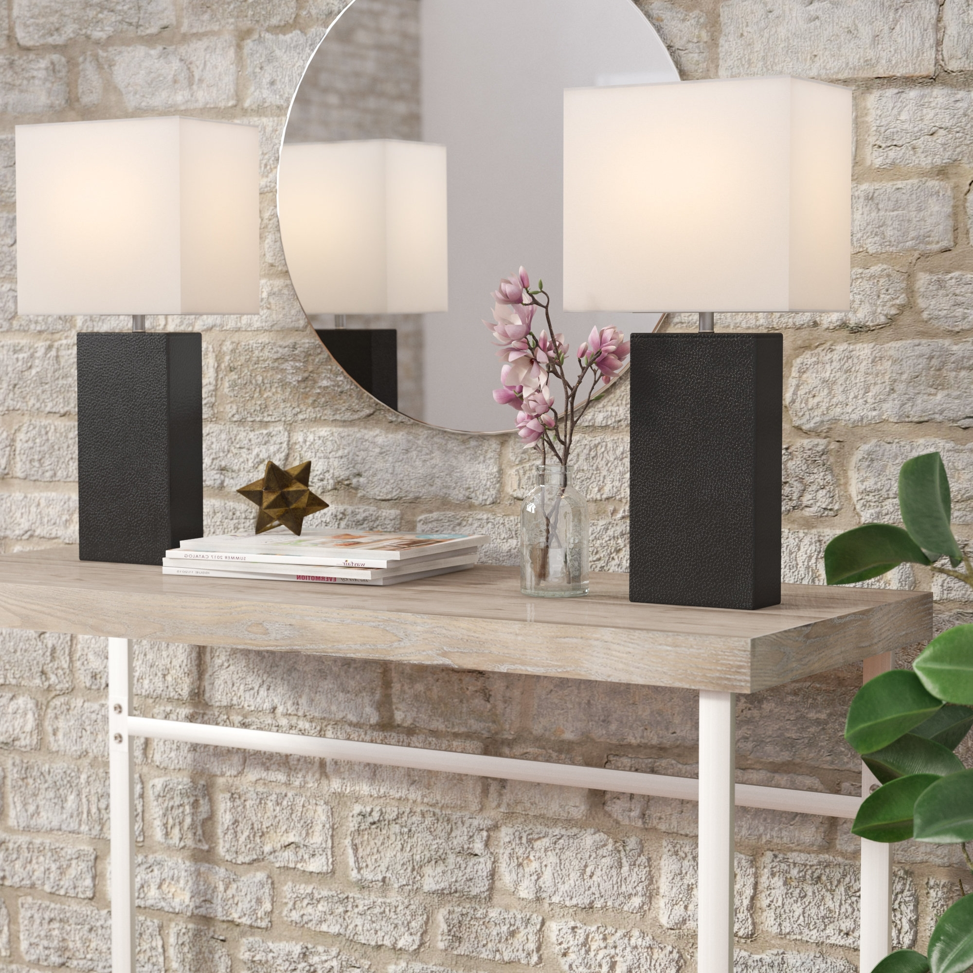 Wayfair Living Room Table Lamps With Well Known Table Lamps You'll Love (View 18 of 20)