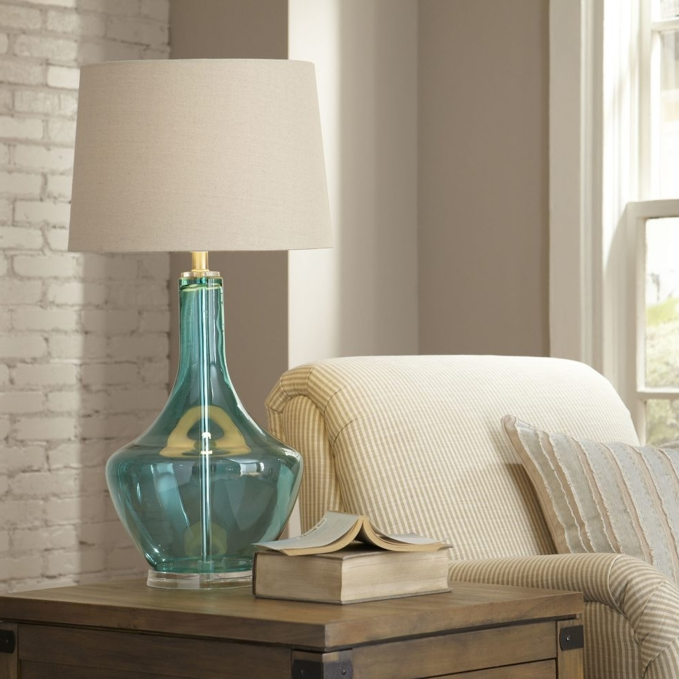 Well Known Coastal Living Room Table Lamps With Lamp : Lamp Coastal Floor Lamps Log Cabin Cottage Beach Style (View 19 of 20)
