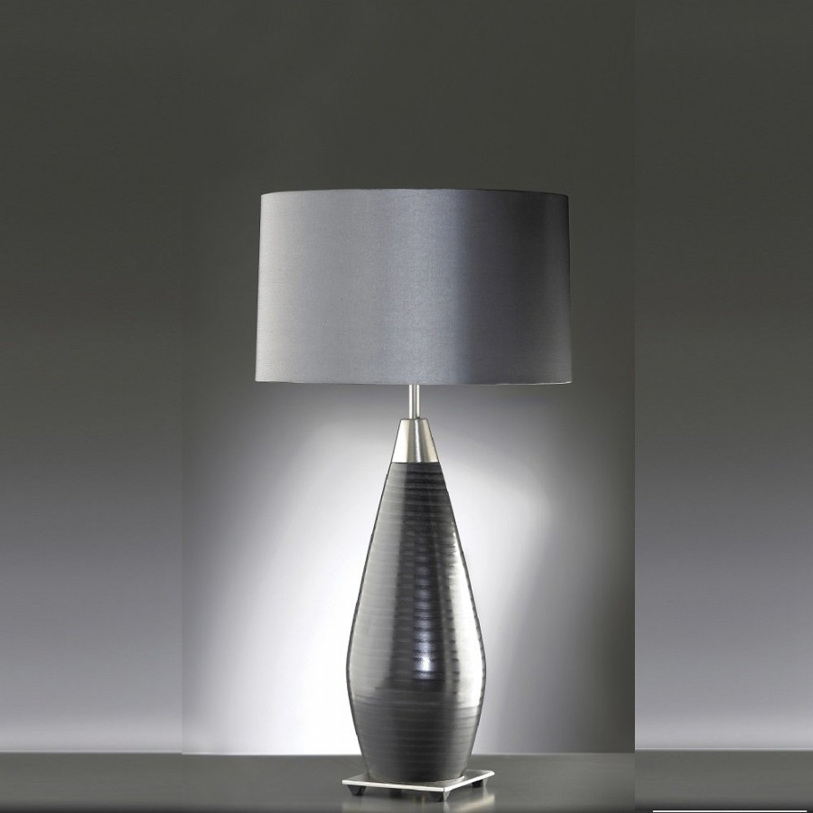 Well Known Coolest Silver Table Lamps Living Room 18 In Inspiration Interior In Silver Table Lamps For Living Room (View 18 of 20)