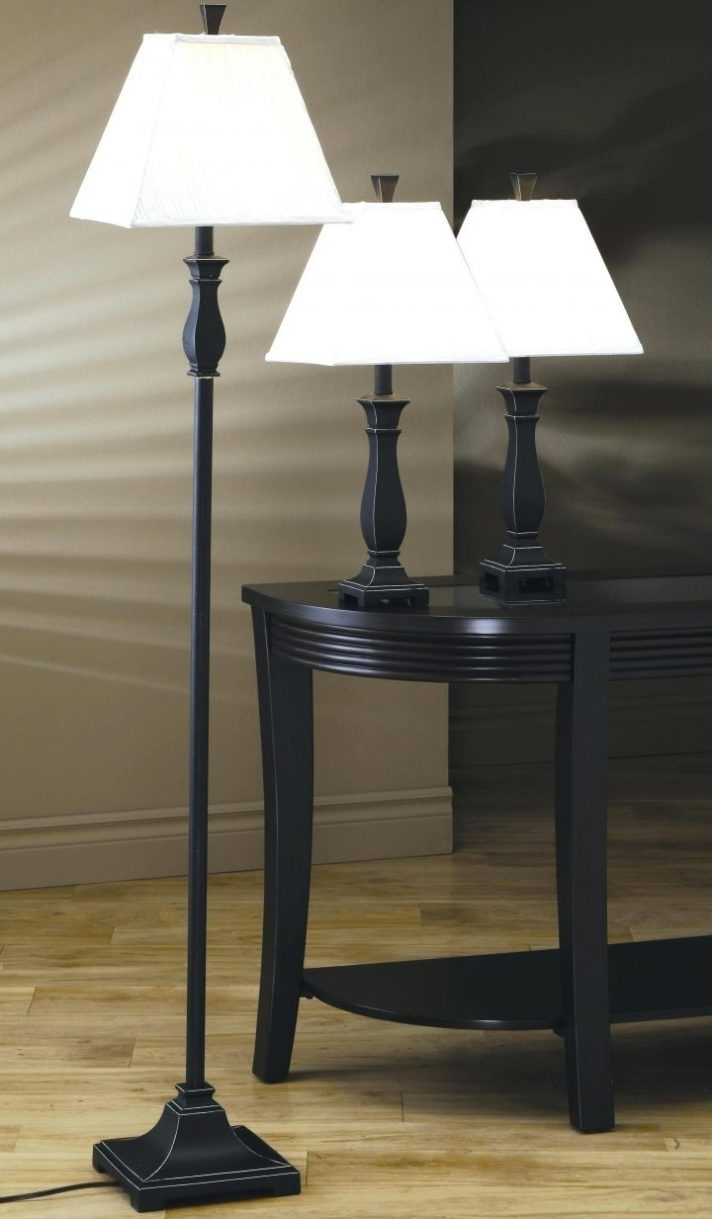 Well Known Living Room Table Lamps Sets With Table Lamp Set Floor And Sets Canada For Living Room Cheap Regarding (View 20 of 20)