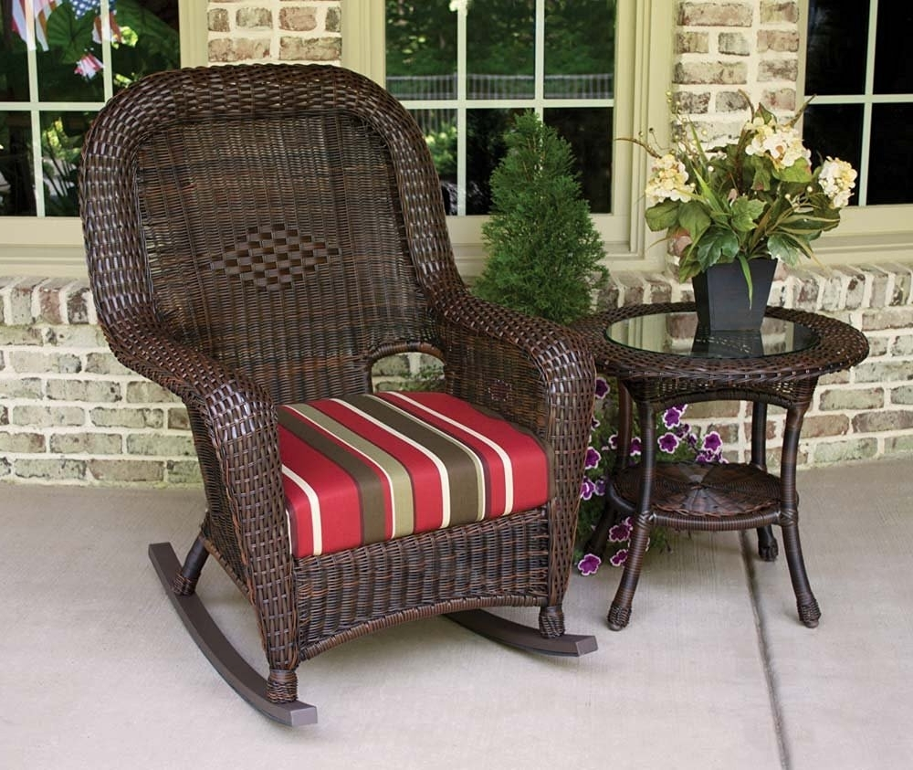Well Known Patio Rocking Chairs And Table Inside Cheap Resin Wicker Furniture, Find Resin Wicker Furniture Deals On (Gallery 18 of 20)