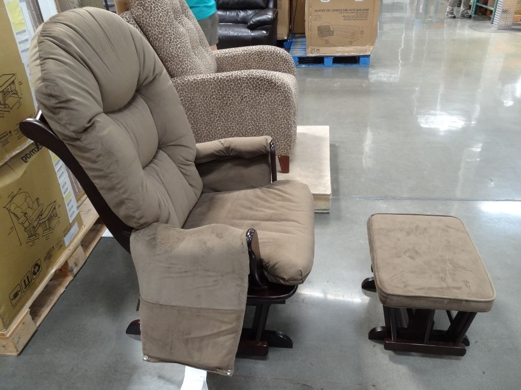 Well Known Rocking Chairs At Costco Regarding Glider Rocking Chairs Costco – Chair Design Ideas (View 17 of 20)