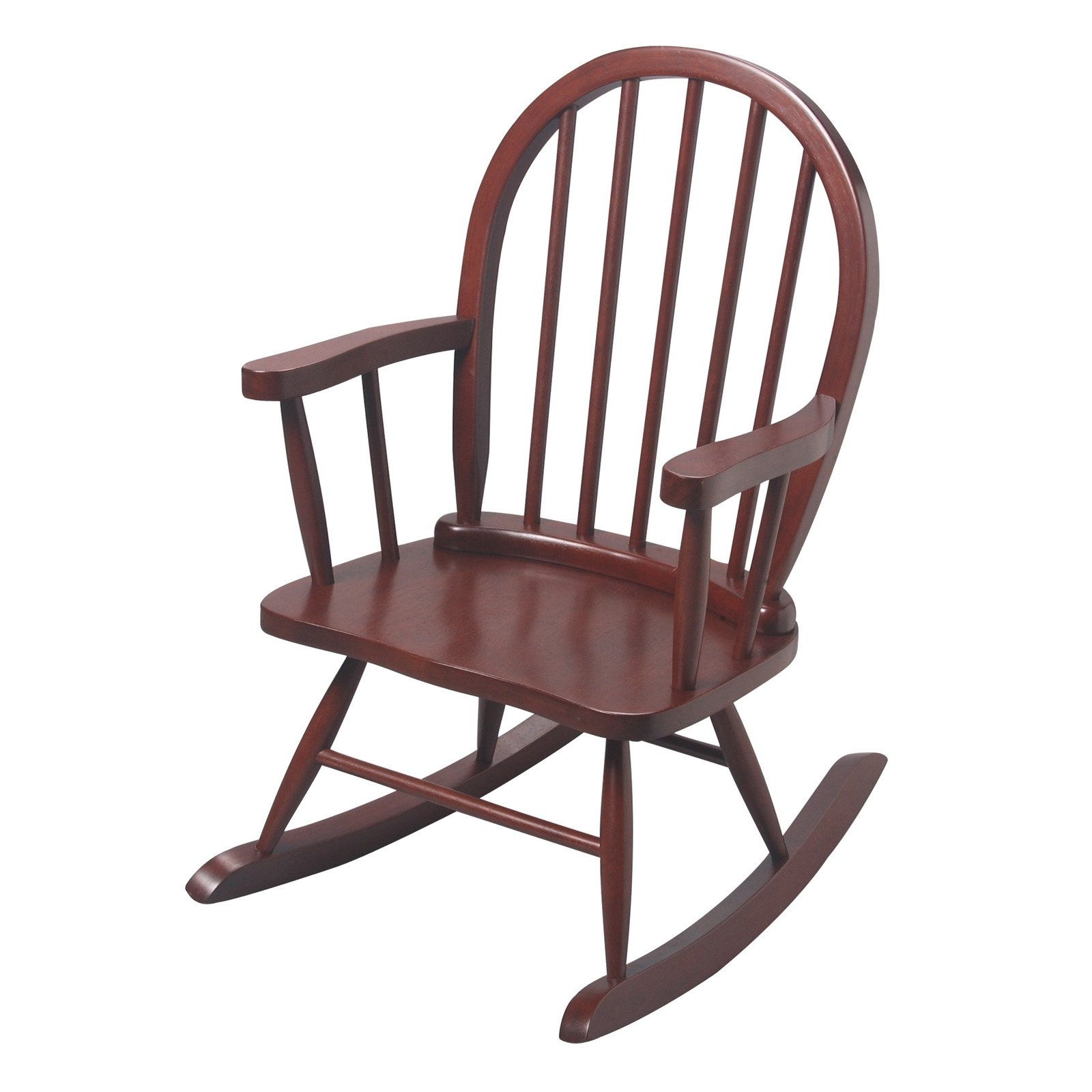 Well Known Rocking Chairs For Toddlers Inside Gift Mark Windsor Childrens 3600 Rocking Chair – Cherry – Walmart (View 2 of 20)