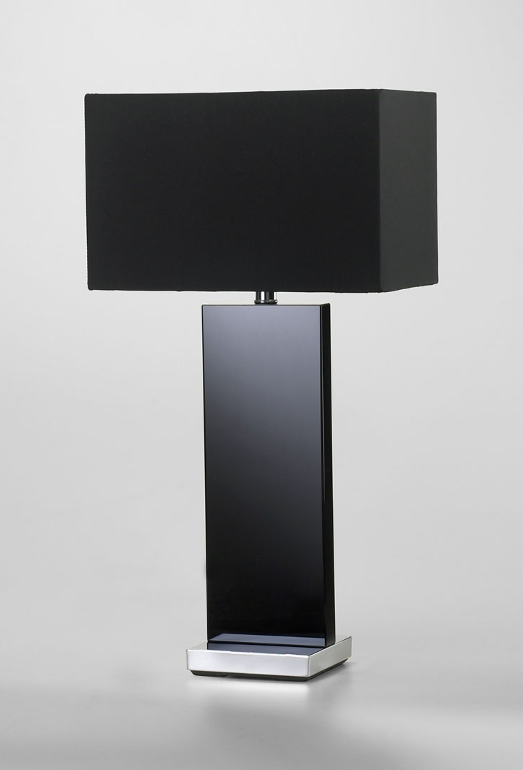 Well Known Vista Modern Table Lampcyan Design In Modern Table Lamps For Living Room (View 5 of 20)