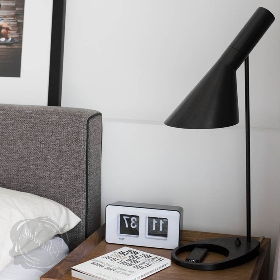 Well Liked Aj® Table Lamp (View 18 of 20)