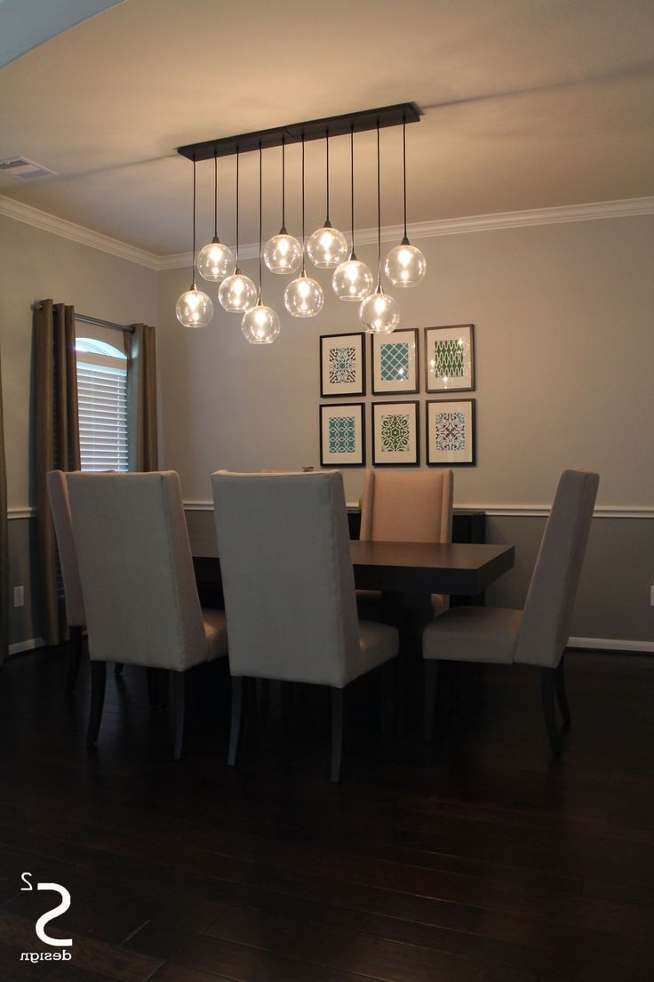 Well Liked Black Living Room Table Lamps With Regard To Dining Room Green Curtains Blue Glass Chandelier High Back Dining (View 19 of 20)