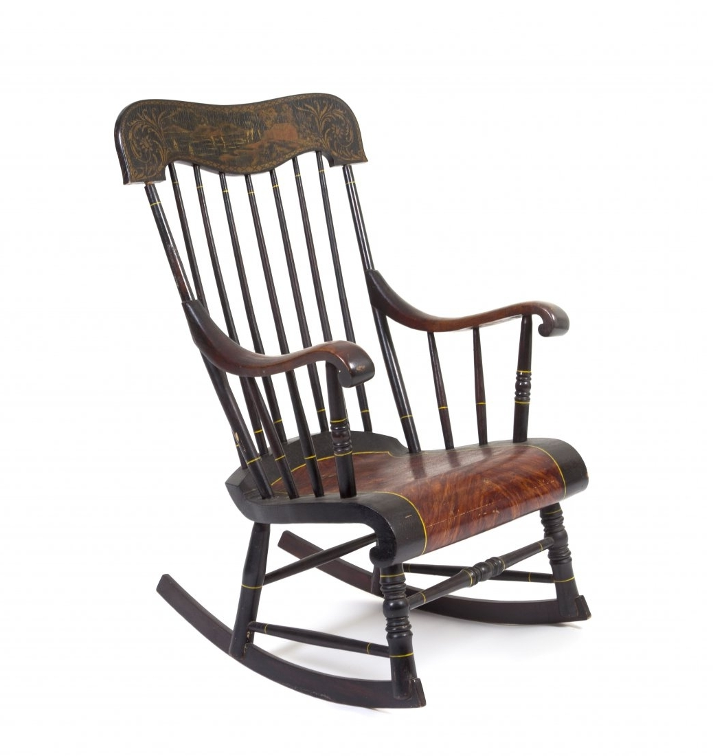 Well Liked Garden & Patio Furniture : Outdoor Wooden Rocking Chairs New Chairs For Vintage Outdoor Rocking Chairs (View 7 of 20)