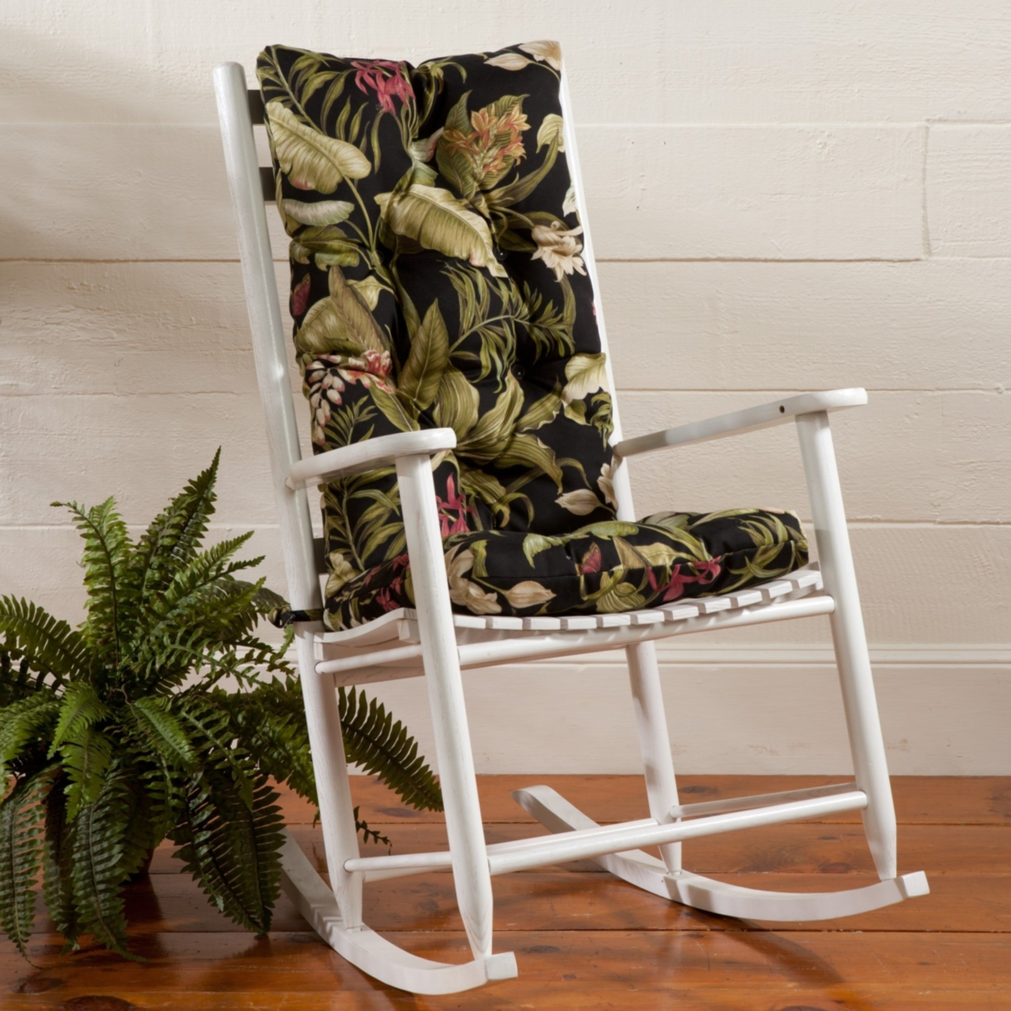 Well Liked Good Outdoor Rocking Chairs With Cushions – Walsall Home And Garden Blog Regarding Rocking Chair Cushions For Outdoor (View 5 of 20)
