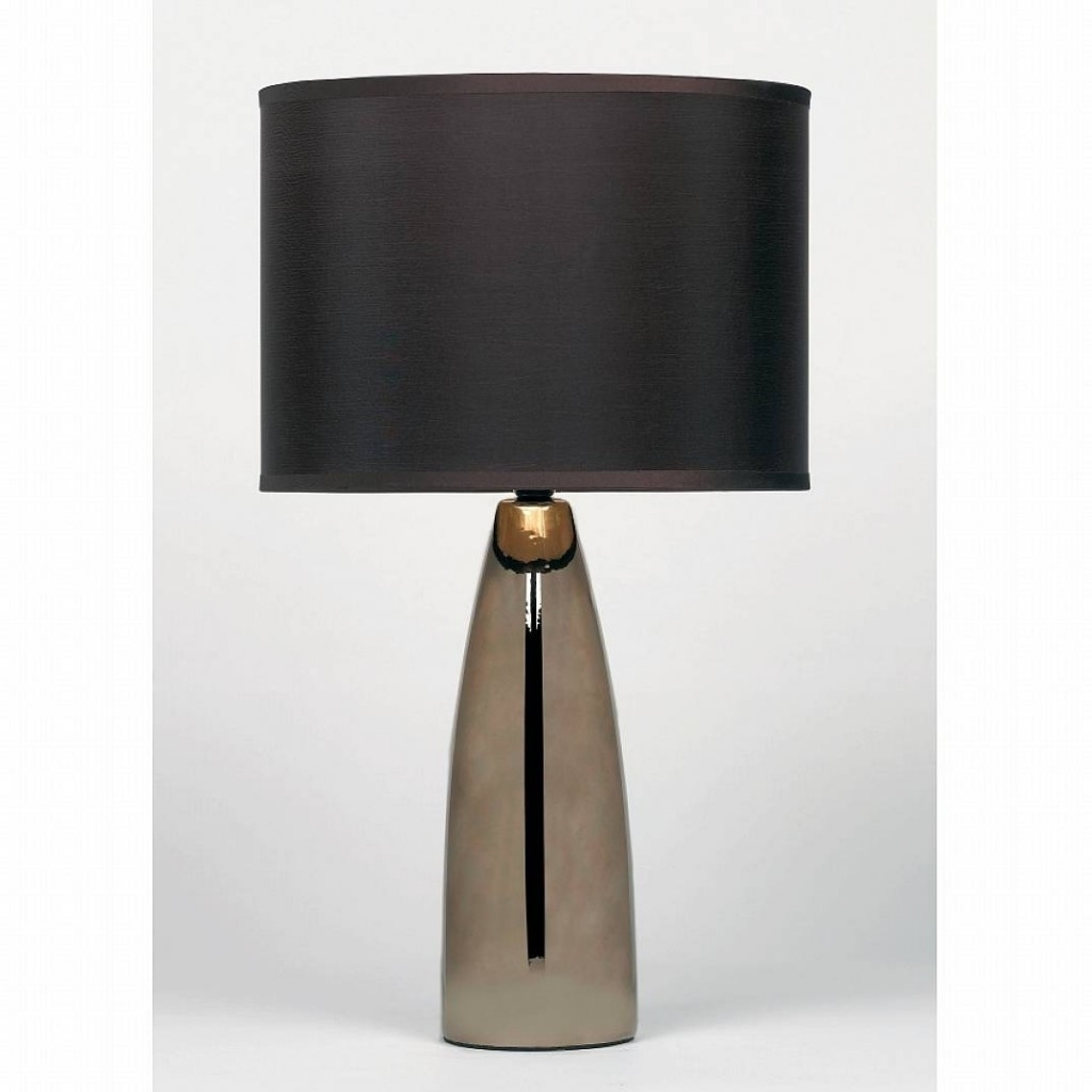 Well Liked Impressive Modern Table Lamps For Living Room 14 Brown Intended For Wayfair Living Room Table Lamps (View 20 of 20)