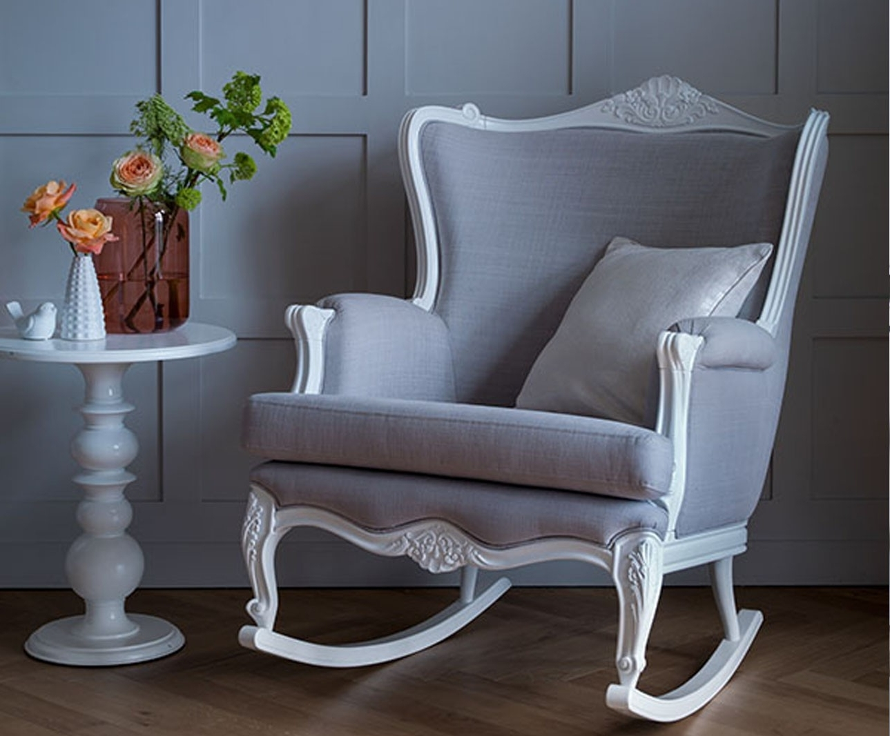 Well Liked Luxury Nursing Rocking Chair — All Modern Rocking Chairs : Good And Pertaining To Rocking Chairs For Nursing (View 2 of 20)
