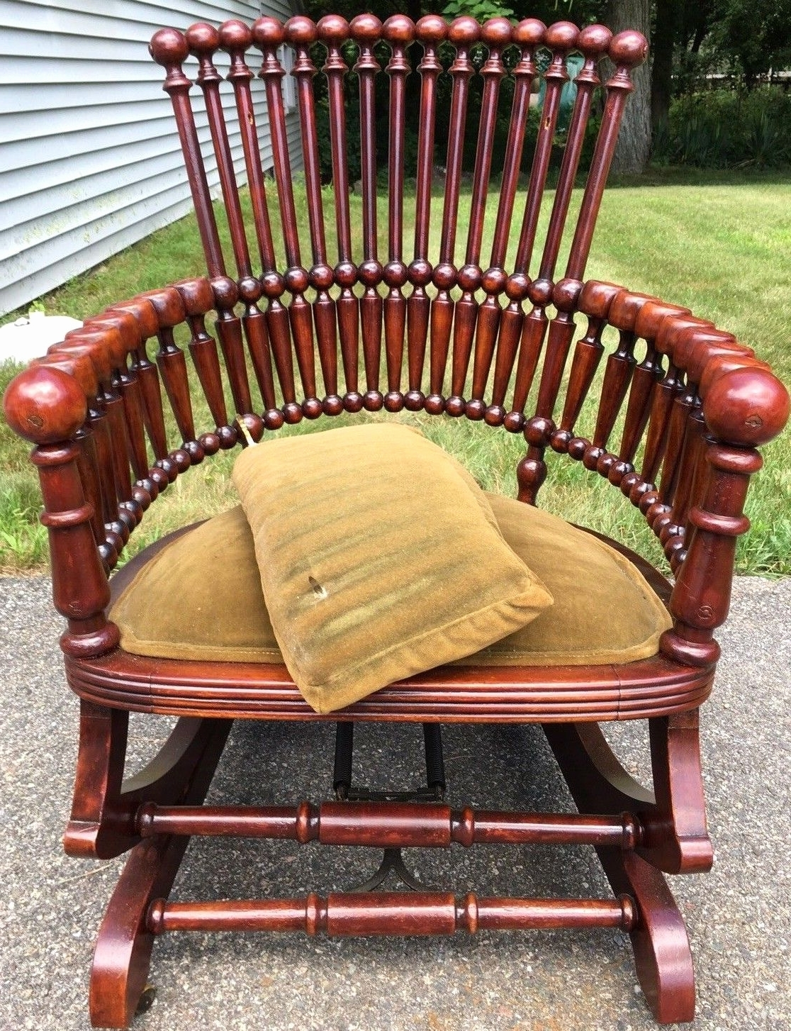 Well Liked Old Fashioned Rocking Chairs Inside 20 Best Of Old Fashioned Rocking Chair (View 5 of 20)