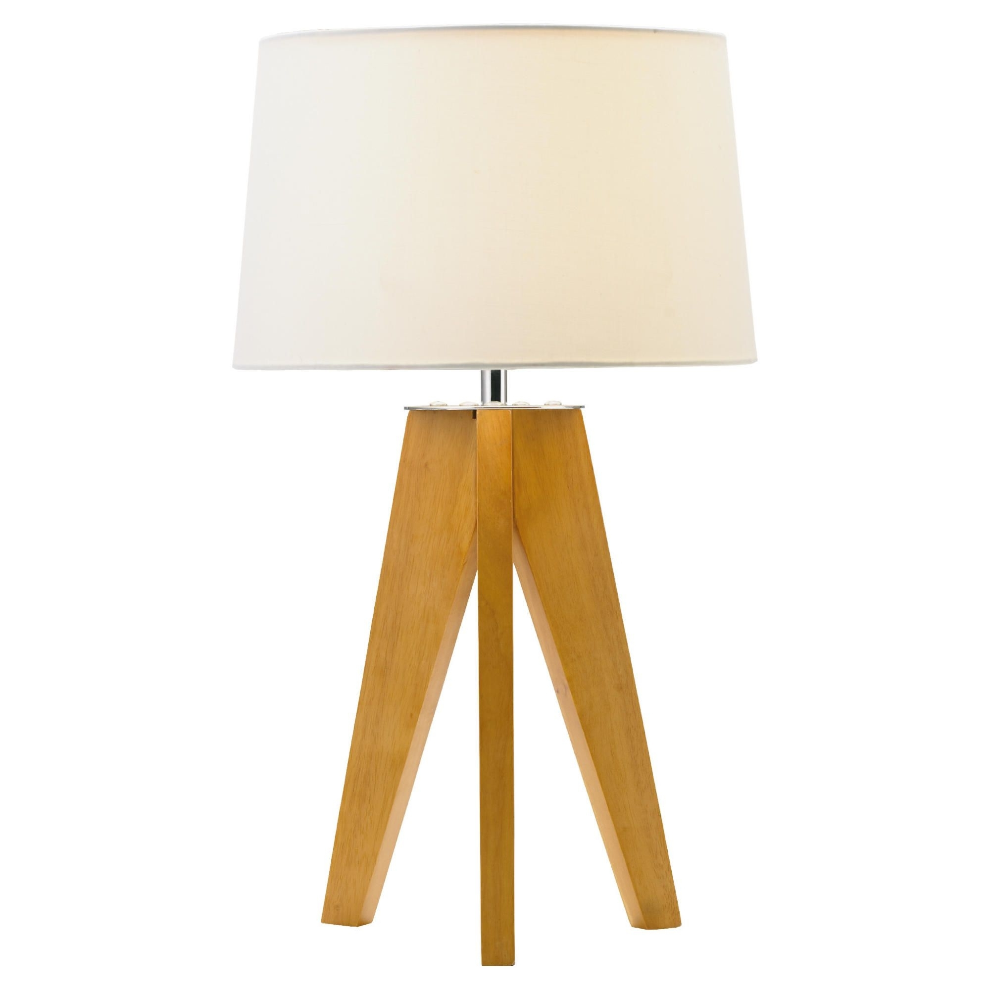 Well Liked Wooden Grey Tripod Table Lamp Base Inside Debenhams Table Lamps For Living Room (View 20 of 20)