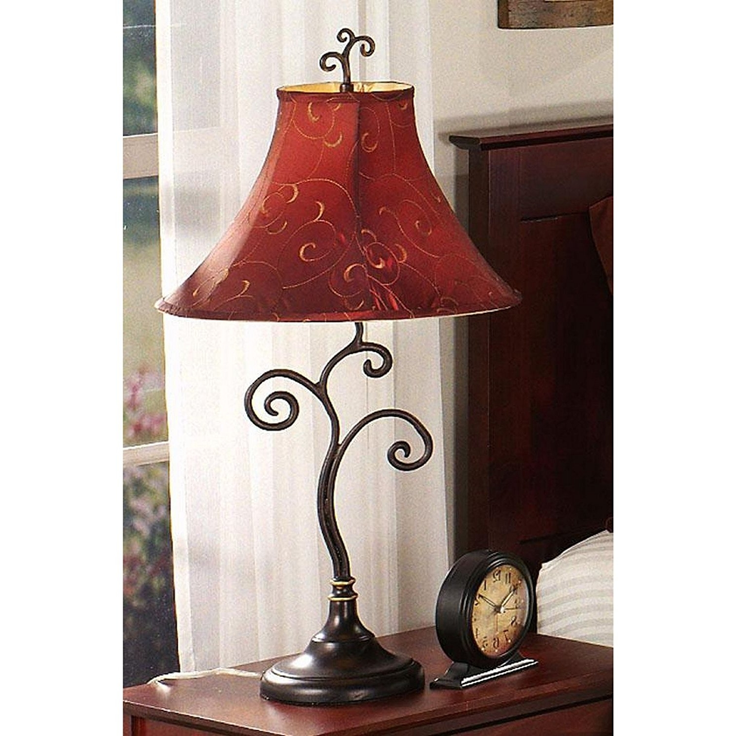 Western Table Lamps For Living Room