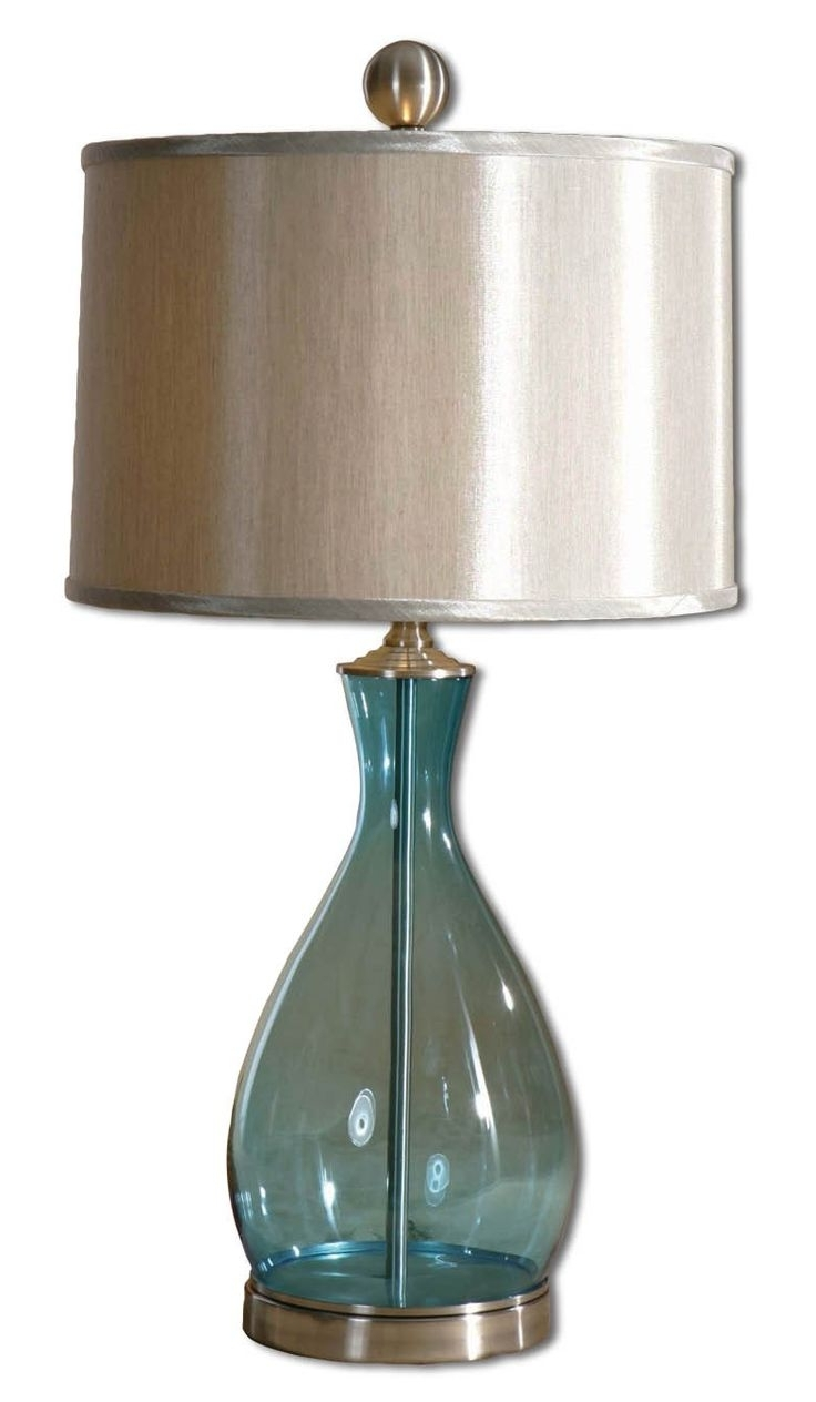 Widely Used Blue Table Lamps For Living Room – Living Room Ideas Regarding Teal Living Room Table Lamps (View 20 of 20)
