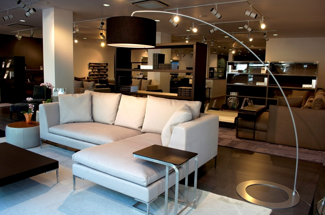 Widely Used Choosing Right Contemporary Floor Lamps — Joanne Russo Homesjoanne Pertaining To Modern Living Room Table Lamps (View 20 of 20)