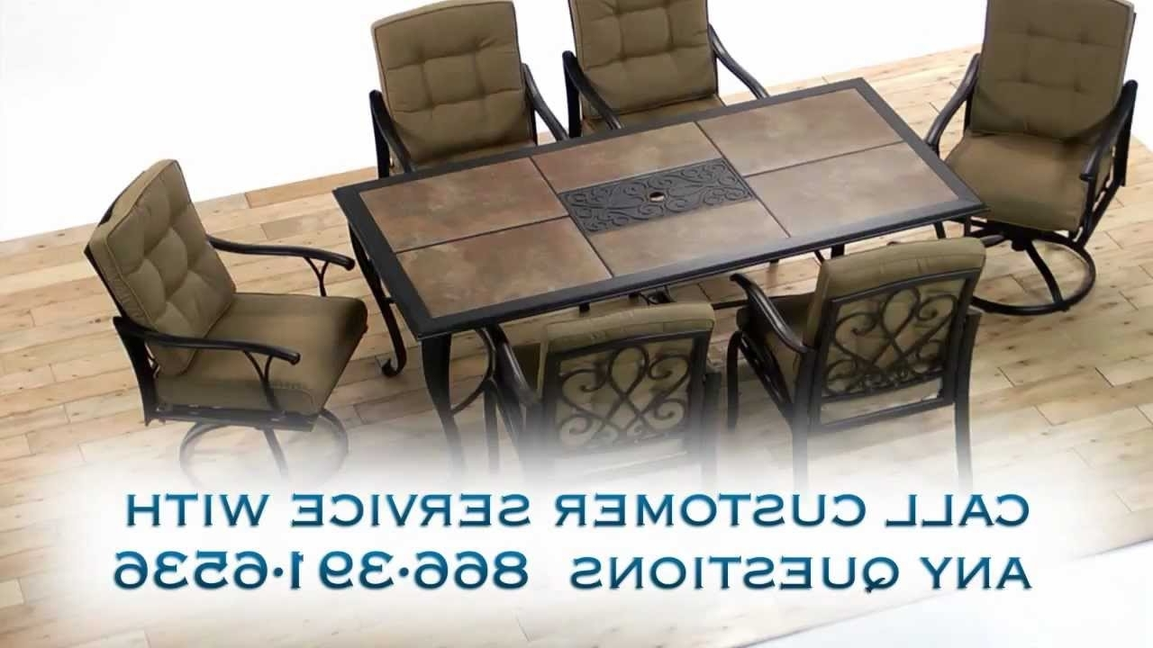 Widely Used Lazy Boy Patio Conversation Sets With Regard To La Z Boy Outdoor Furniture Assembly Tips And Hints (View 3 of 20)