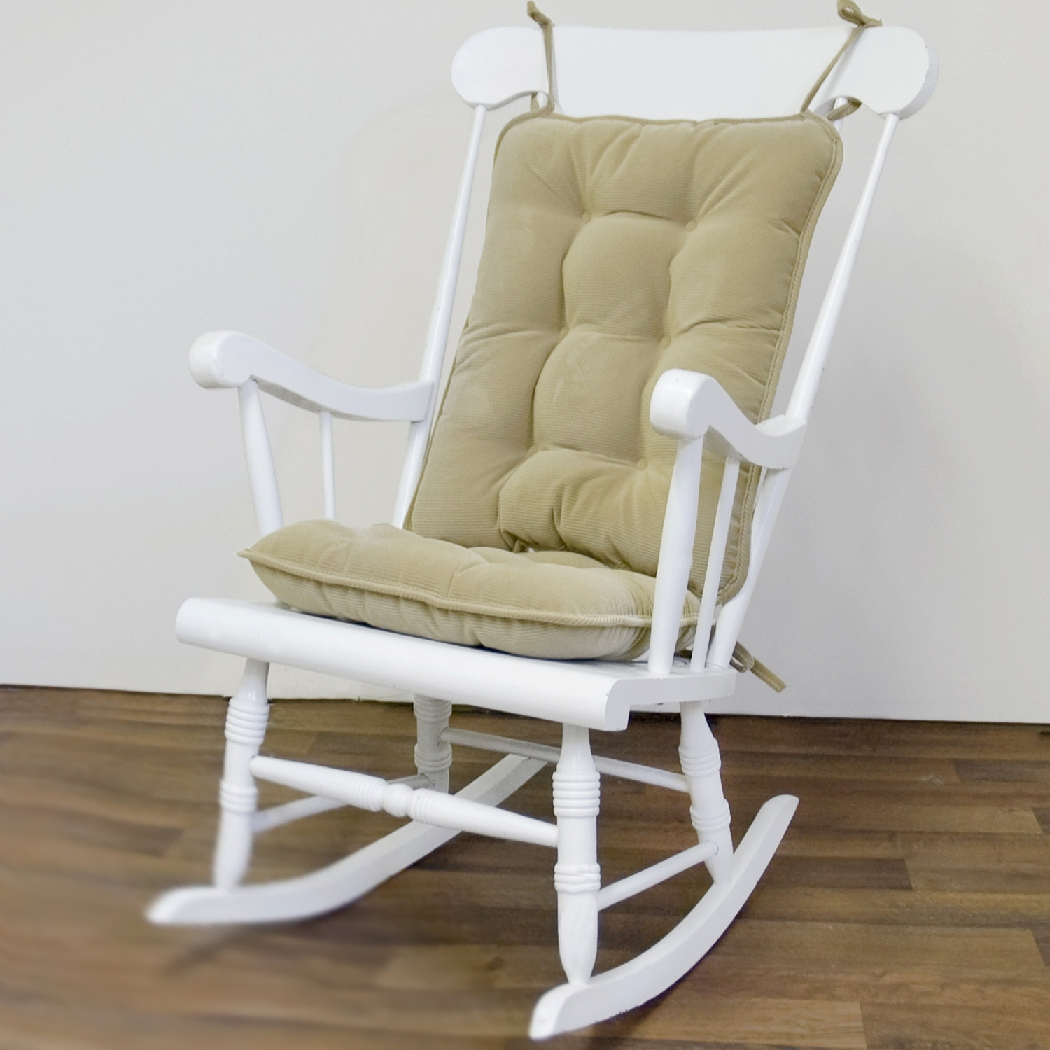 Widely Used Rocking Chairs With Lumbar Support Regarding Living Room Furniture : Rocking Chair Pads And Cushions Outdoor (View 14 of 20)