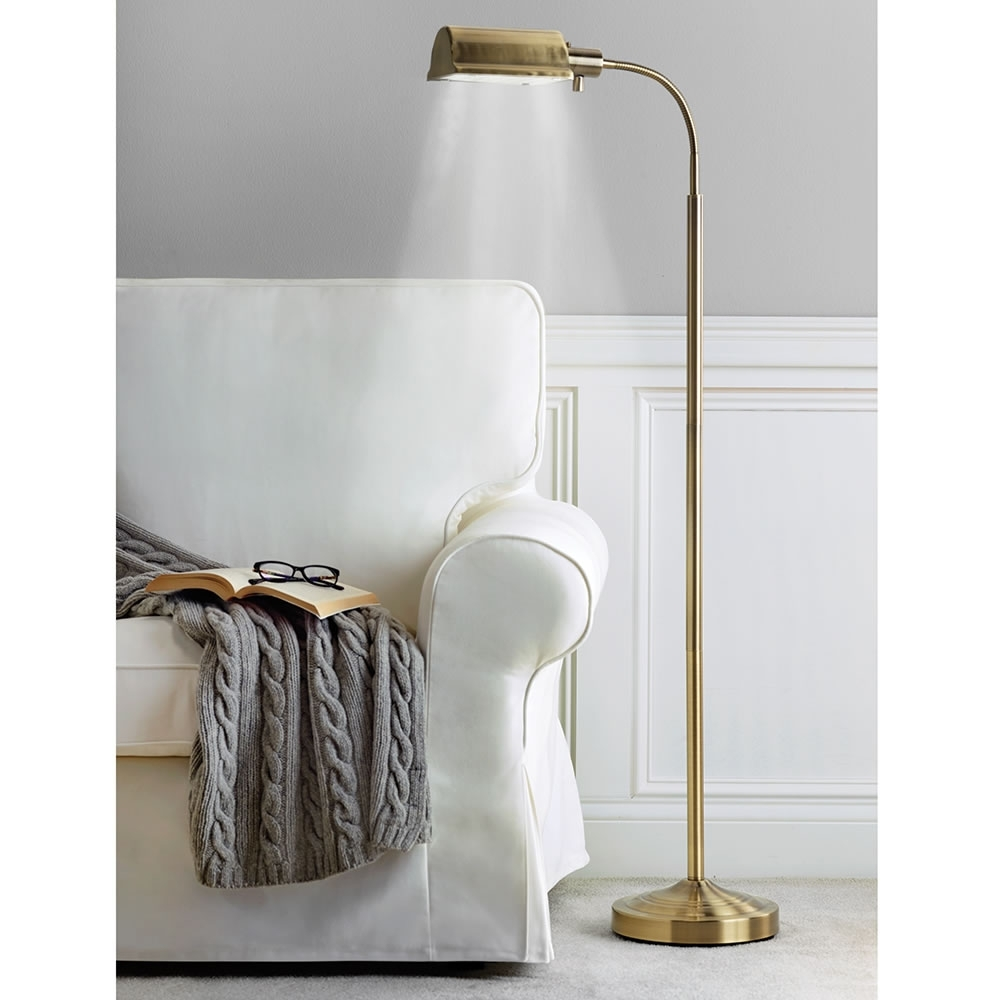 Wireless Living Room Table Lamps With Regard To Newest The Cordless Reading Lamp – Hammacher Schlemmer (View 17 of 20)