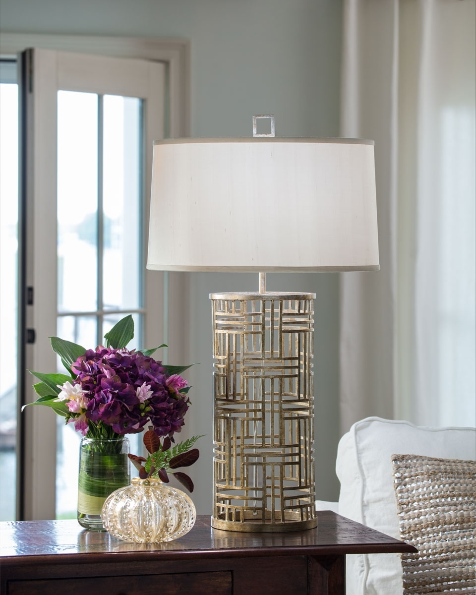 Wrought Iron Living Room Table Lamps Inside Well Known Table Lamp — S3cparis Lamps Design : Cozy And Elegant Table Lamps (View 5 of 20)
