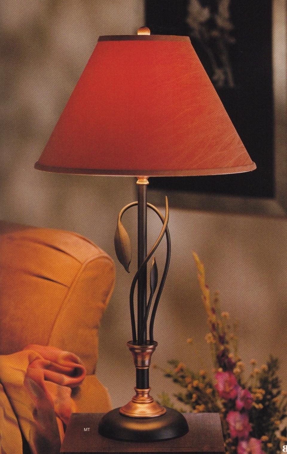 Wrought Iron Living Room Table Lamps Intended For Well Known Black Wrought Iron Table Lamp Remarkable Shades Argos Parts Kits Uk (View 13 of 20)