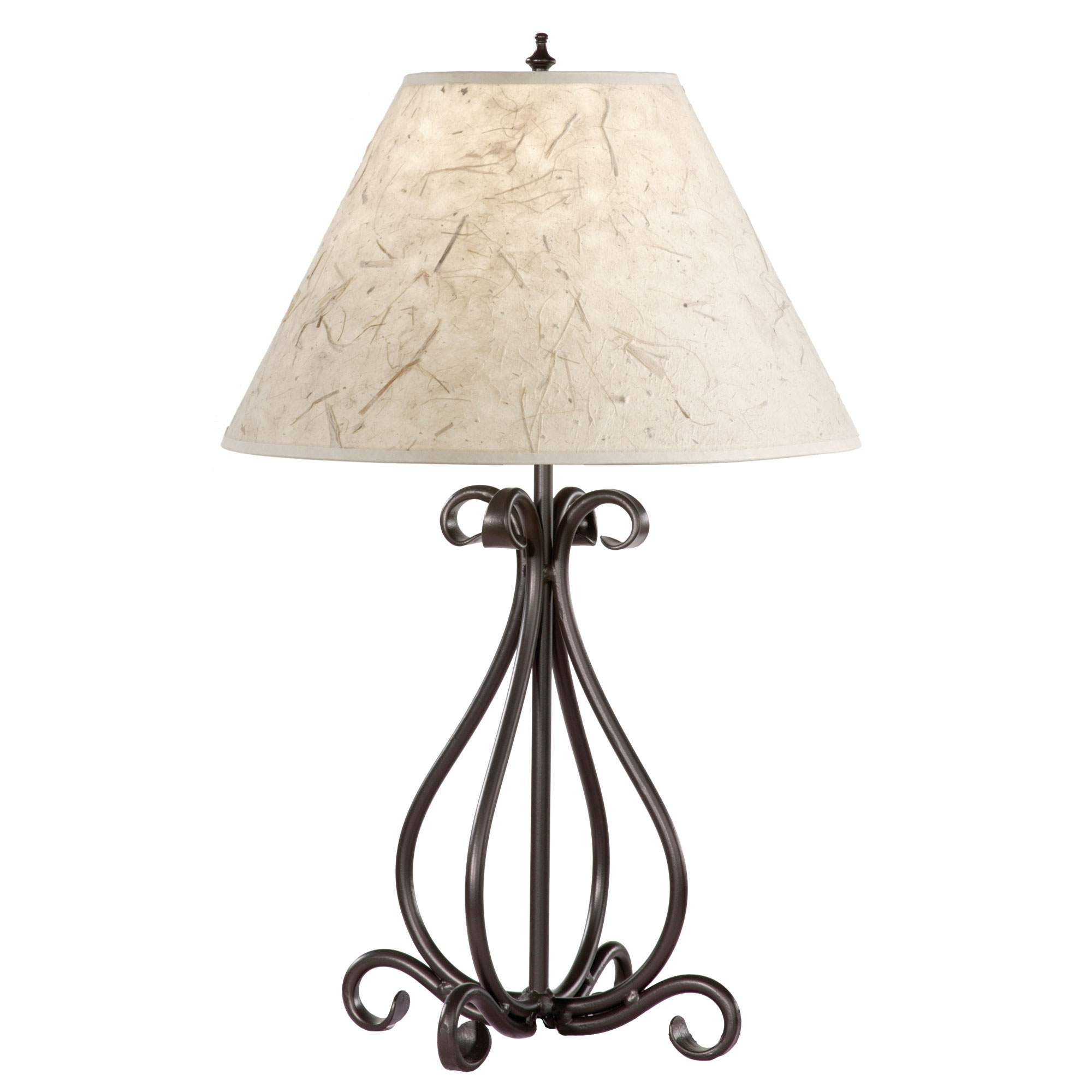 Wrought Iron Living Room Table Lamps Pertaining To 2019 10 Important Facts That You Should Know About Wrought Iron (View 12 of 20)