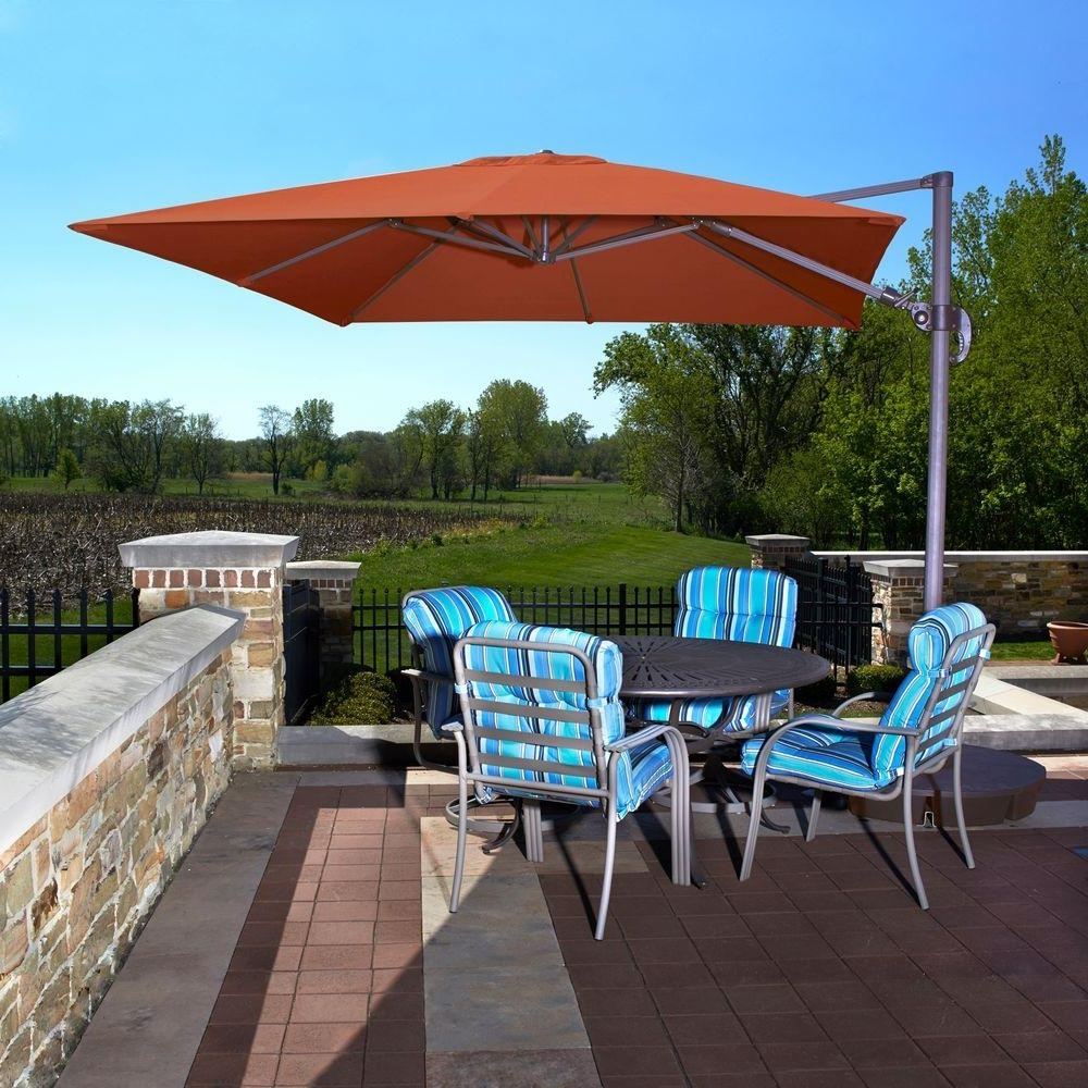 2018 Cheap Patio Umbrellas Intended For Attractive Umbrella Patio Table Popular Patio Table Umbrella Buy (View 16 of 20)