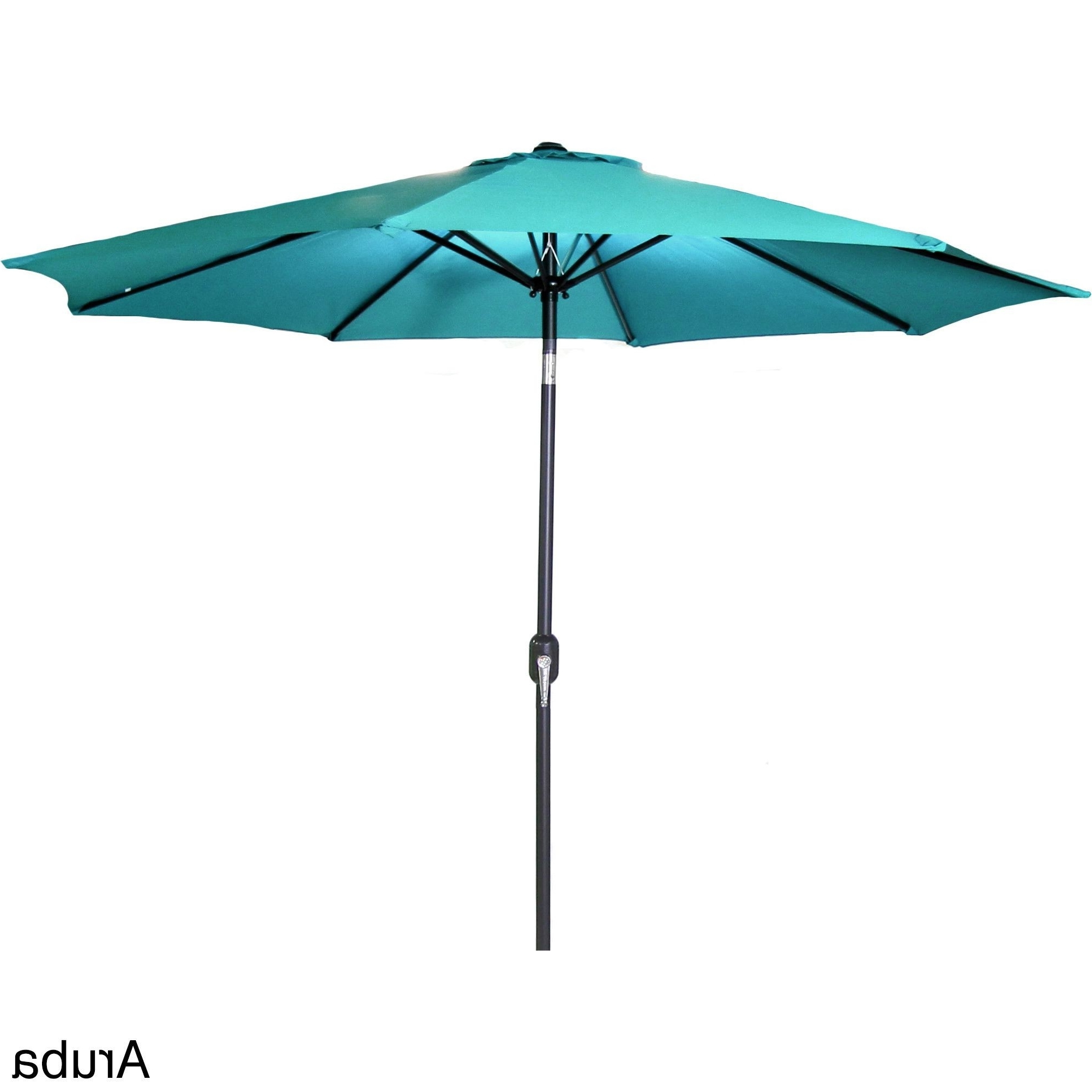 2018 Commercial Patio Umbrellas Wind Resistant Awesome Eclipse Collection With Eclipse Patio Umbrellas (View 8 of 20)