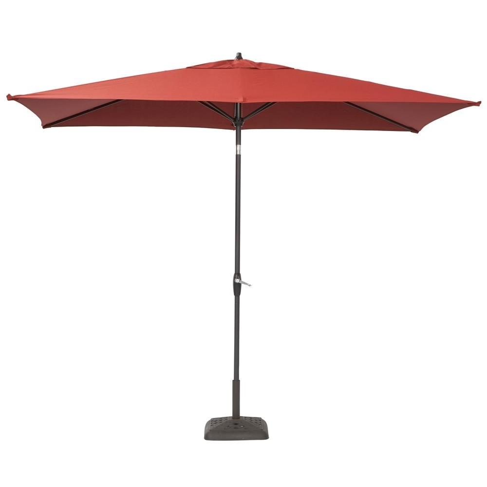 39 Patio Umbrellas Com, Shop Blue Wave Catalina Champagne Market 9 Inside Most Recent 6 Ft Patio Umbrellas (Gallery 7 of 20)