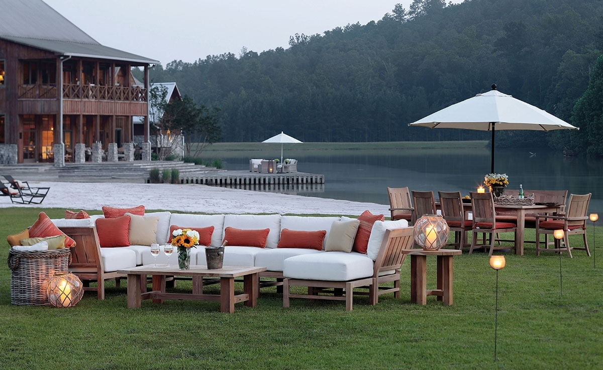 44 Luxury Patio Furniture, Luxury Patio Furniture With Regard To Well Known Upscale Patio Umbrellas (View 3 of 20)